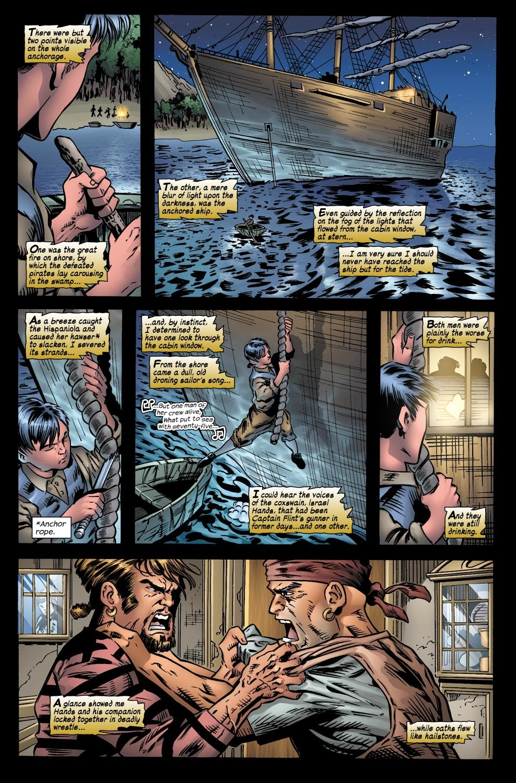 Read online Treasure Island comic -  Issue #4 - 14