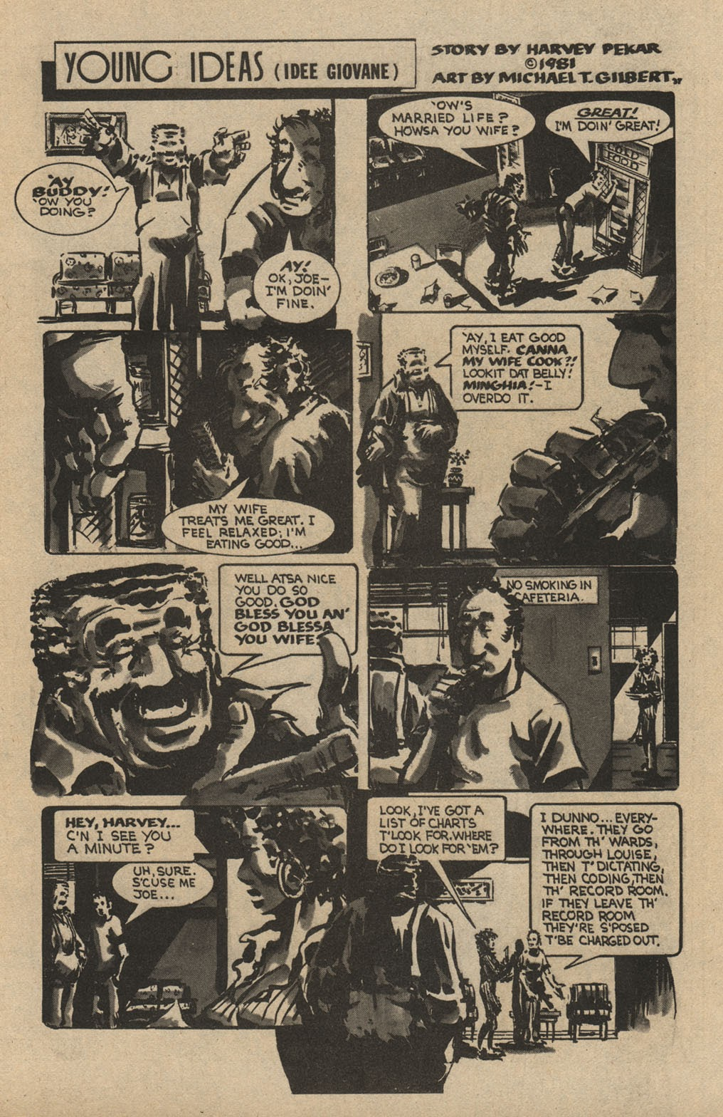American Splendor (1976) issue 6 - Page 16