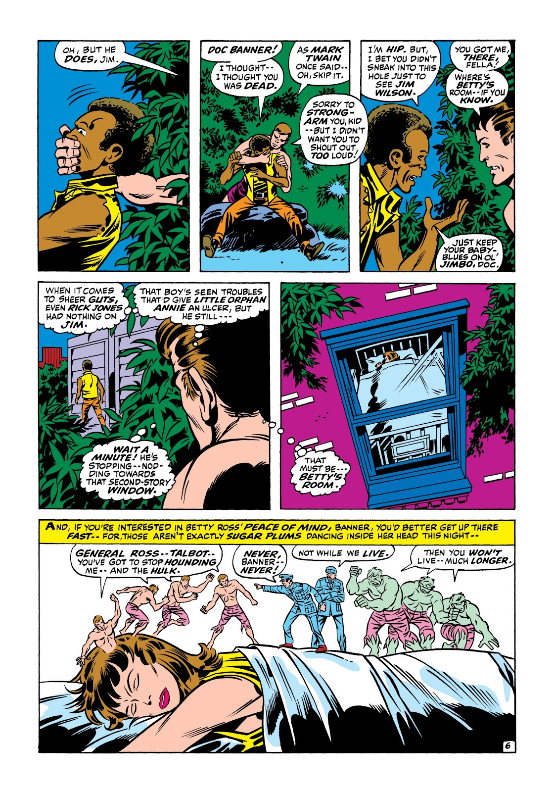Read online Marvel Masterworks: The Incredible Hulk comic -  Issue # TPB 7 (Part 1) - 73