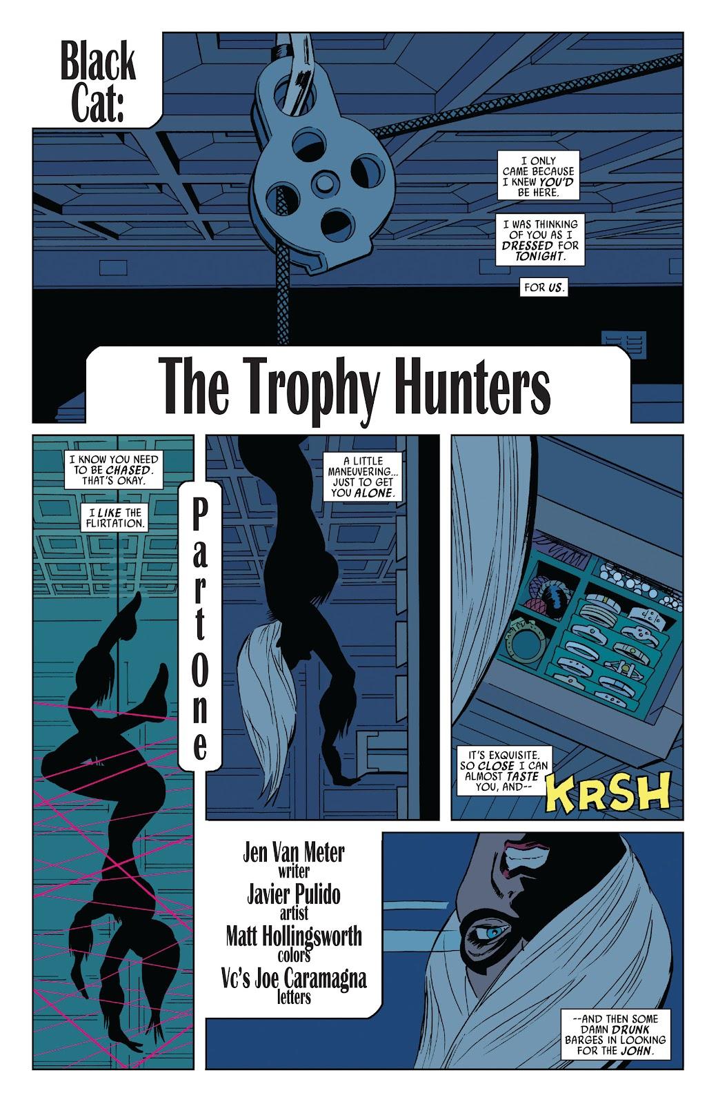 Amazing Spider-Man Presents: Black Cat Issue #1 #1 - English 3