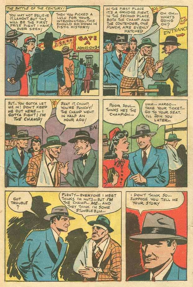 Read online Shadow Comics comic -  Issue #79 - 3