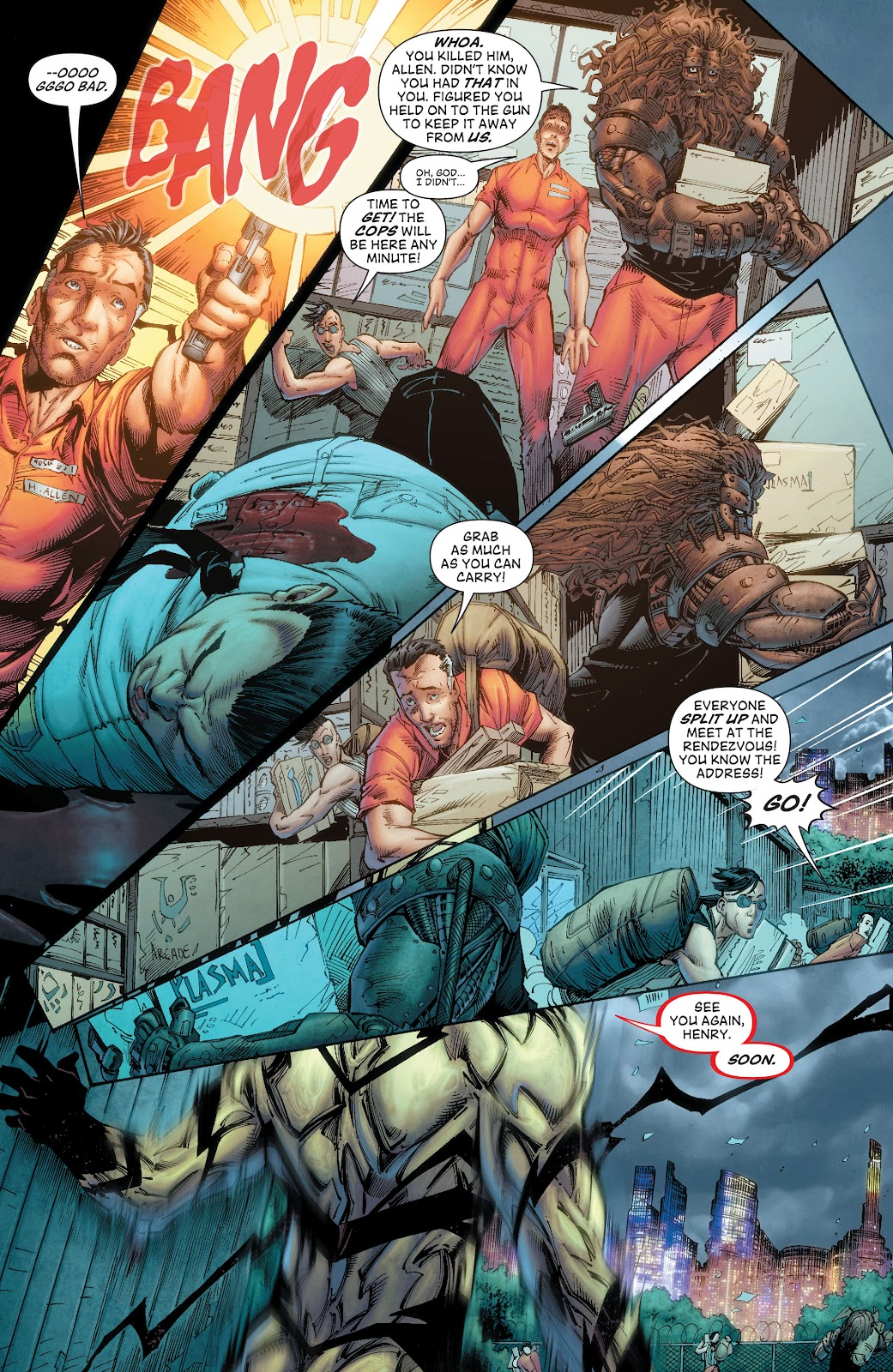 Read online The Flash (2011) comic -  Issue # _TPB 8 (Part 1) - 37