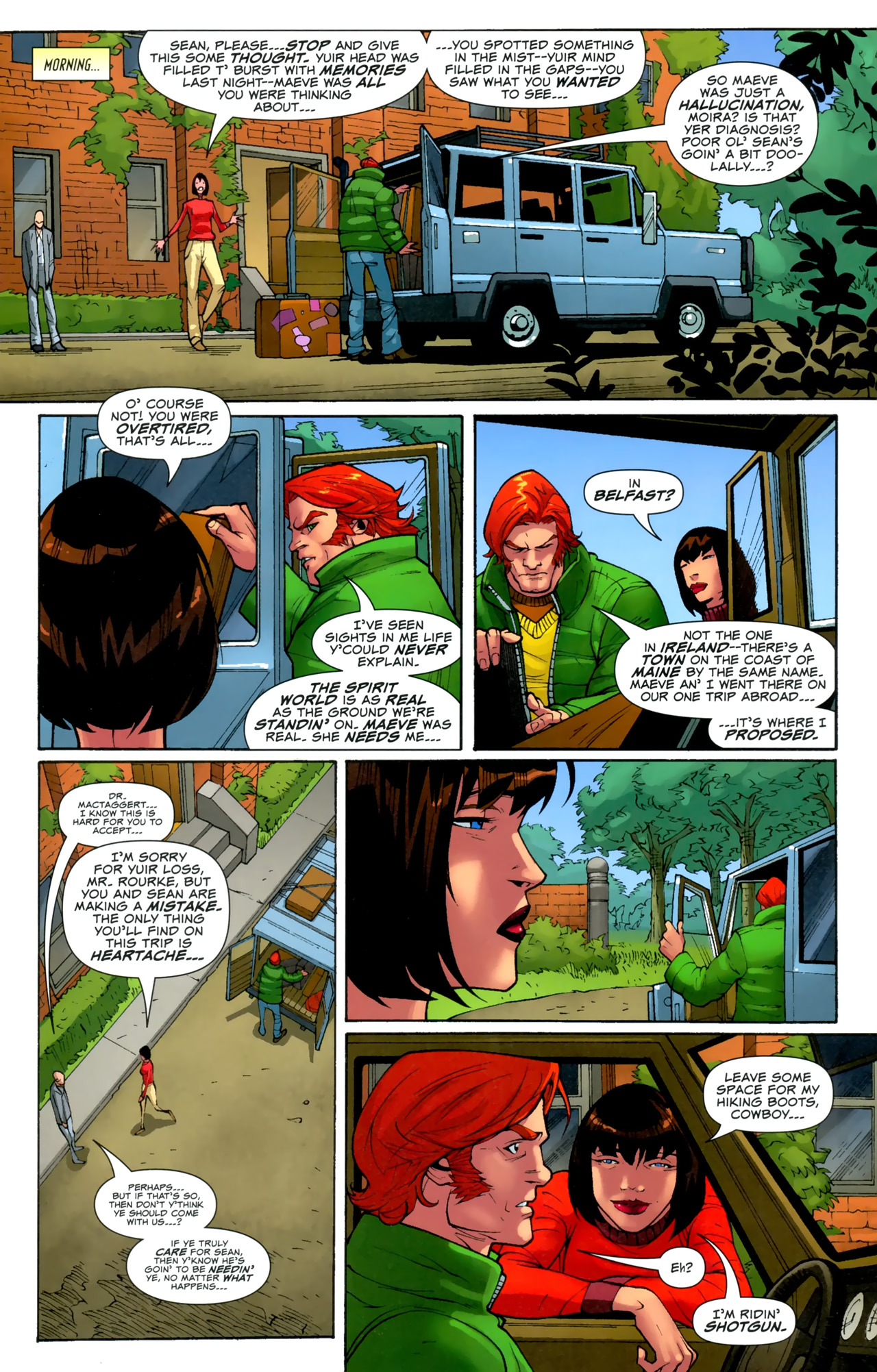 Read online Uncanny X-Men: First Class comic -  Issue #3 - 12