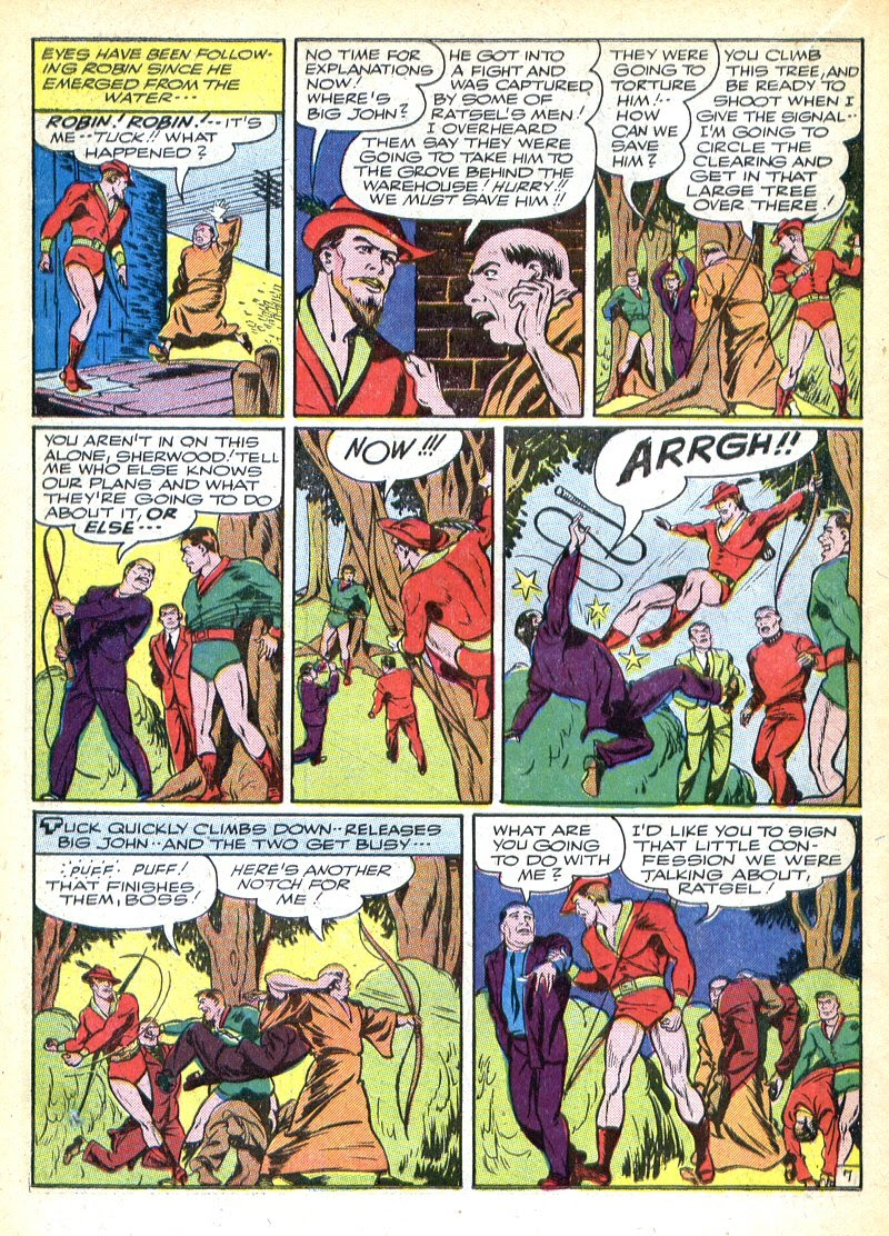 Green Hornet Comics issue 7 - Page 35