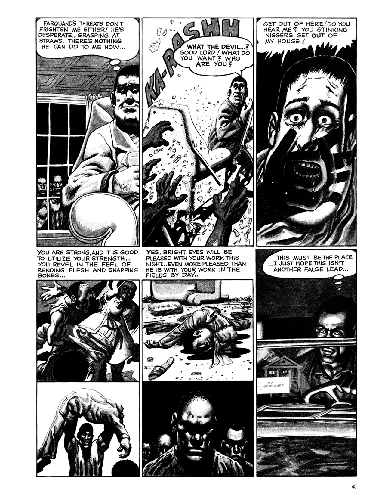 Read online Eerie Archives comic -  Issue # TPB 9 - 46