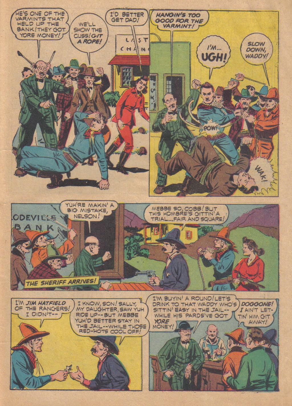 Exciting Comics (1940) issue 13 - Page 61
