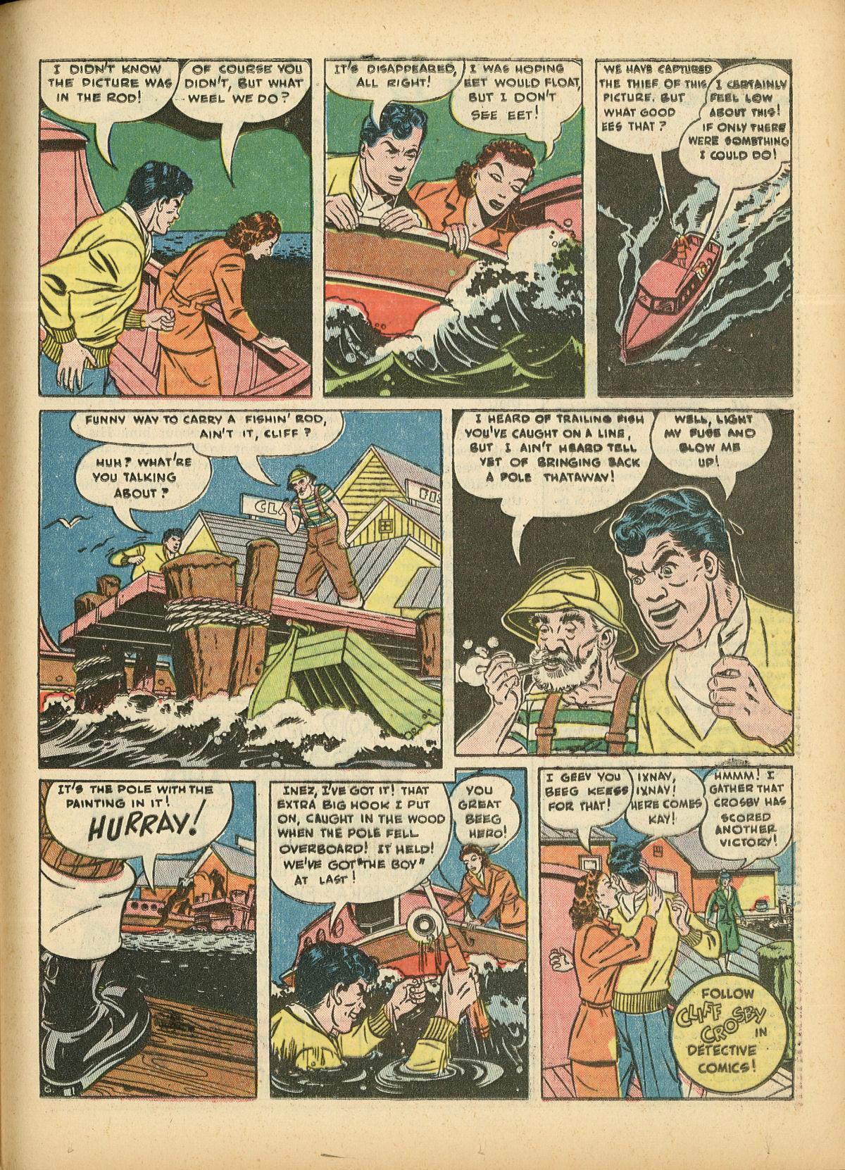 Read online Detective Comics (1937) comic -  Issue #55 - 49