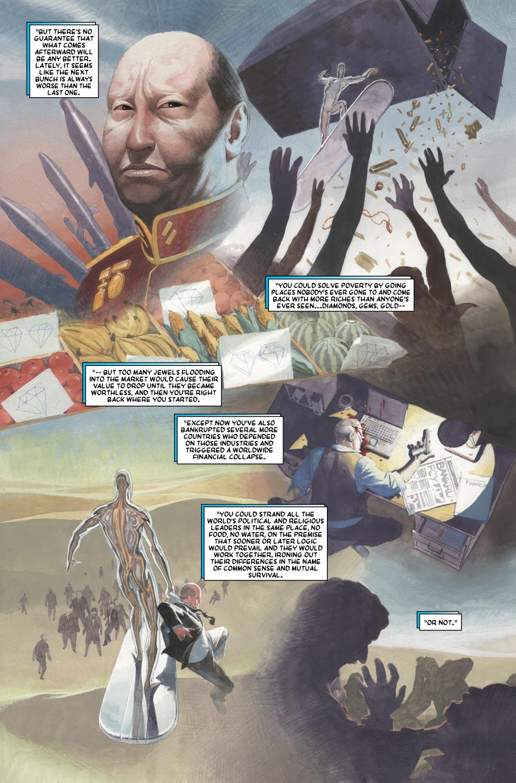 Read online Silver Surfer: Requiem comic -  Issue #2 - 14
