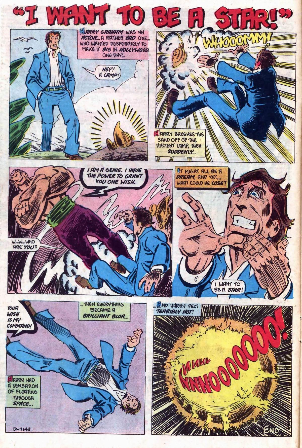 Read online Scary Tales comic -  Issue #41 - 12