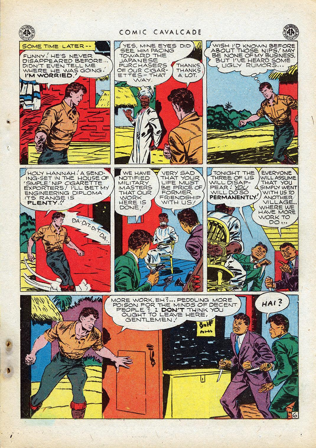 Comic Cavalcade issue 10 - Page 66