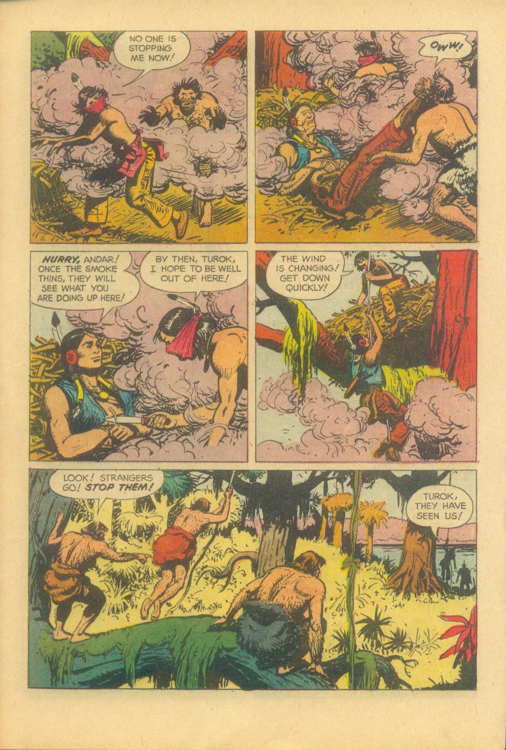 Read online Turok, Son of Stone comic -  Issue #29 - 17