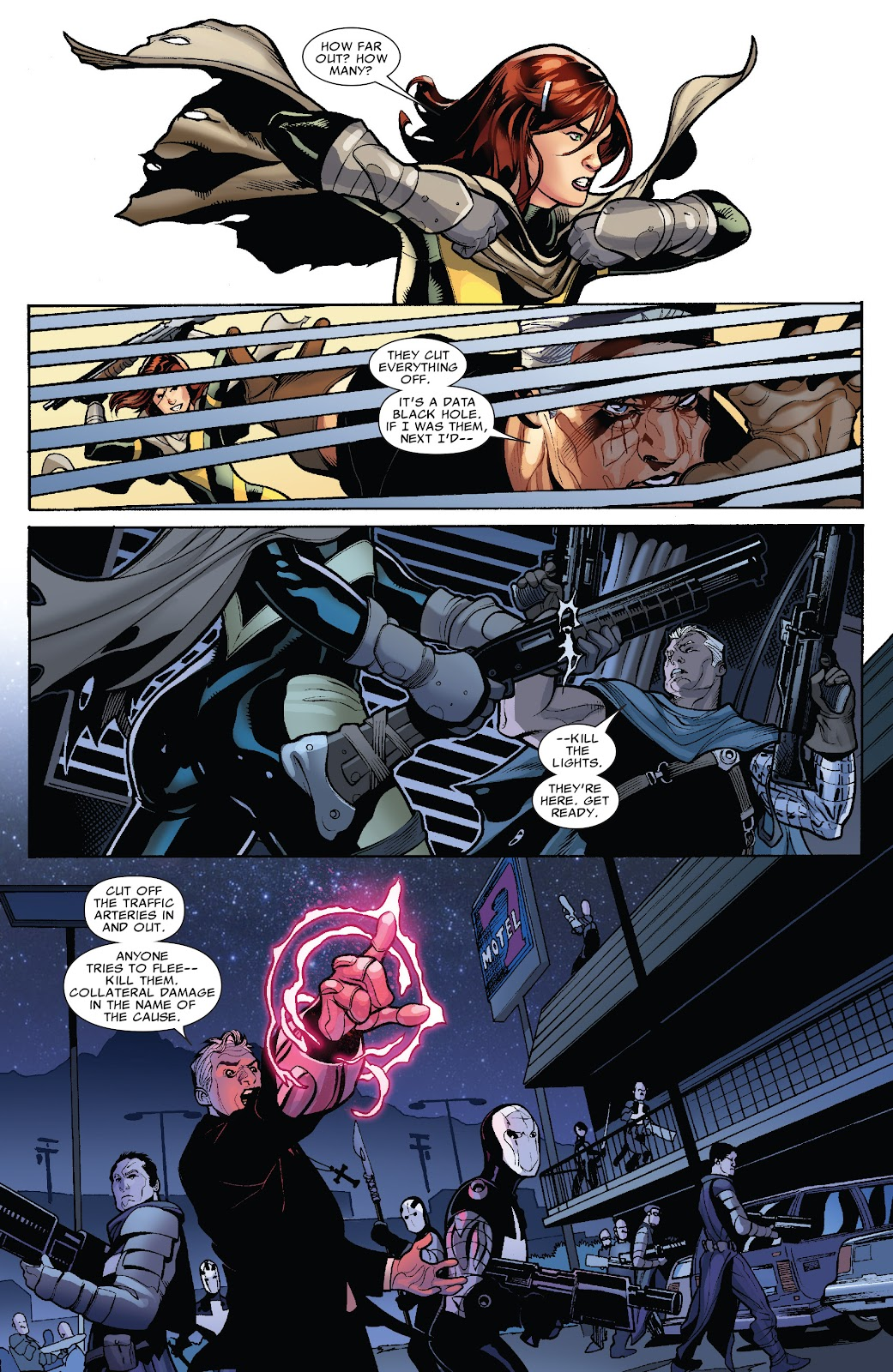 Read online X-Men: Second Coming comic -  Issue # _TPB (Part 1) - 59