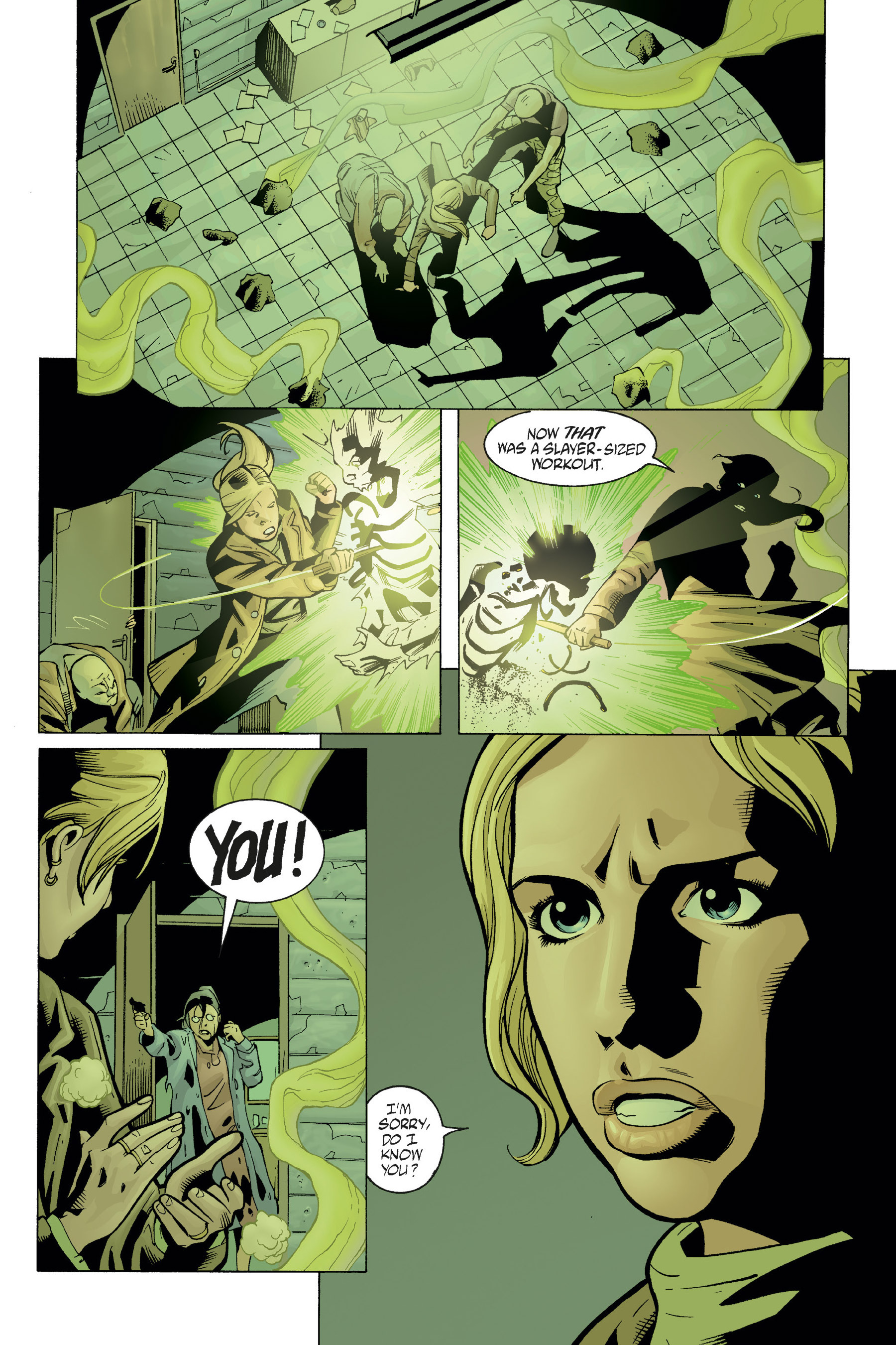 Read online Buffy the Vampire Slayer: Omnibus comic -  Issue # TPB 7 - 28