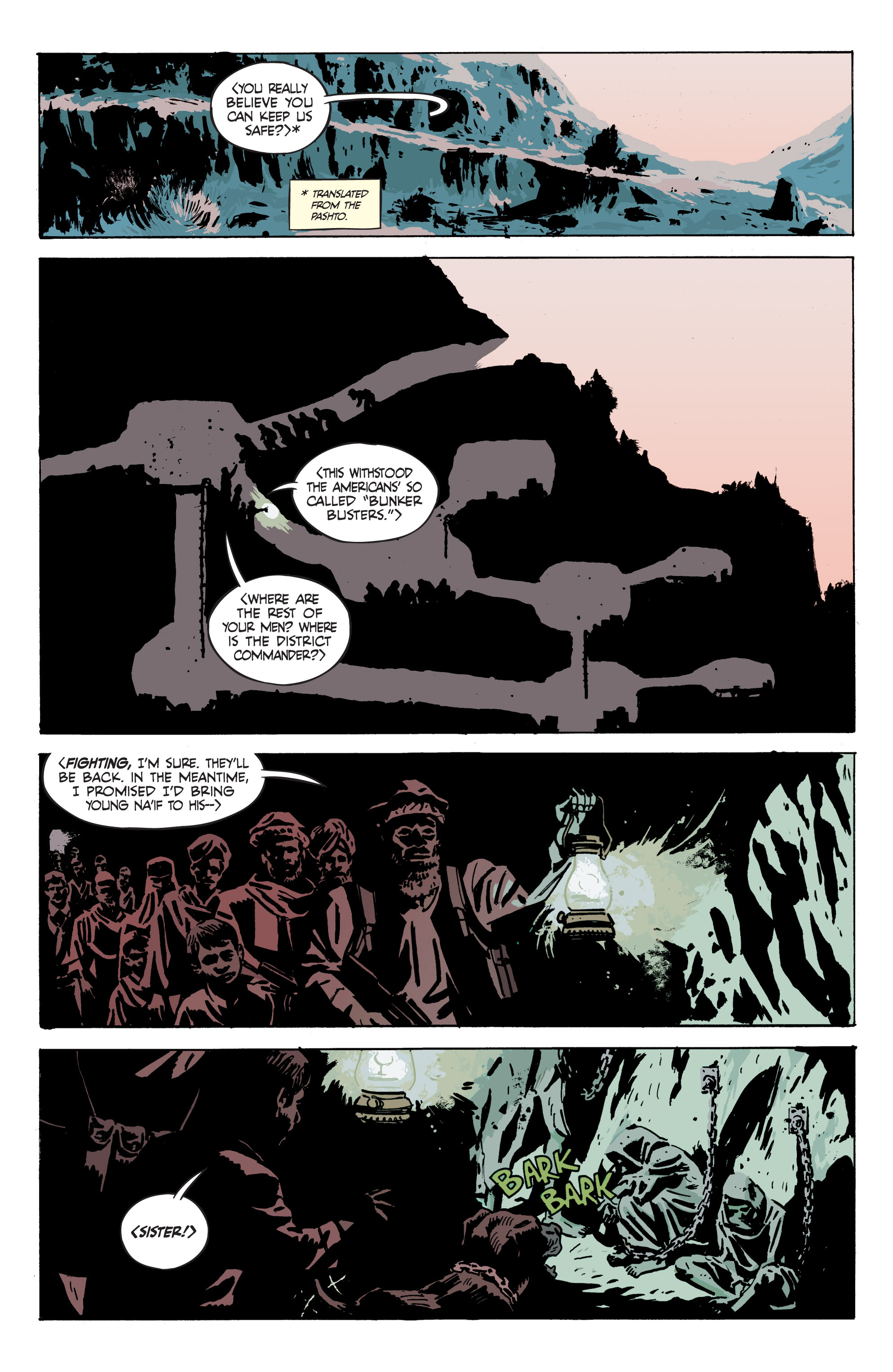 Read online Graveyard of Empires comic -  Issue # TPB - 96