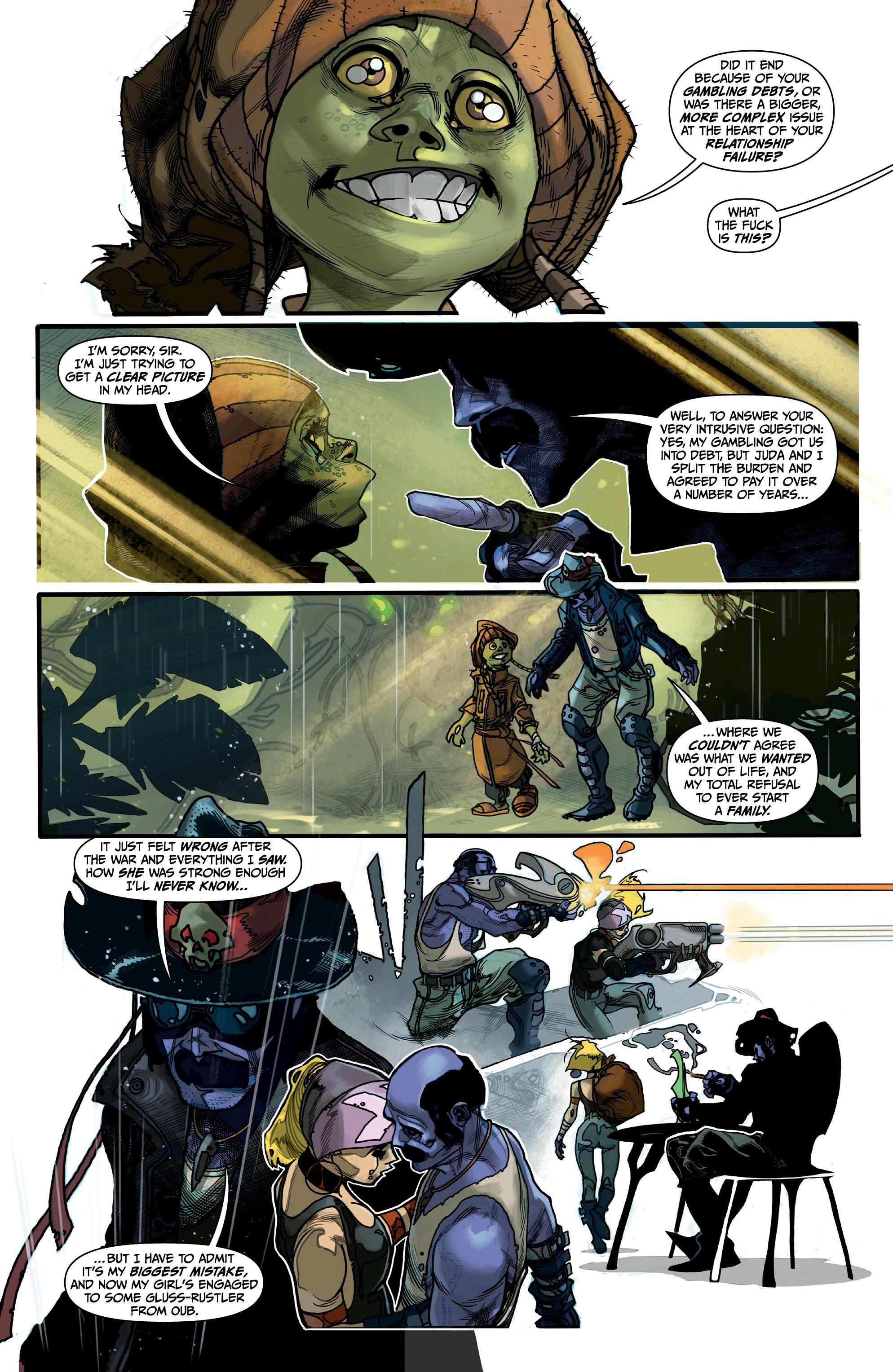 Sharkey the Bounty Hunter 5 Page 5