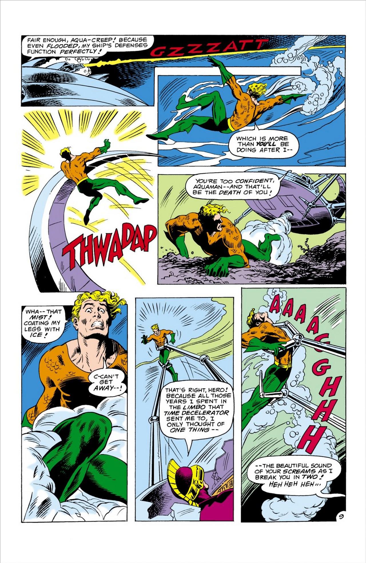 Read online Aquaman (1962) comic -  Issue #60 - 10