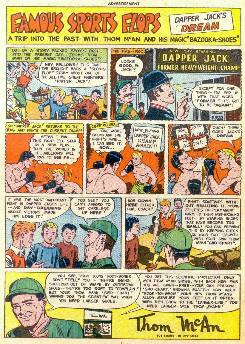 Read online Sensation (Mystery) Comics comic -  Issue #67 - 50