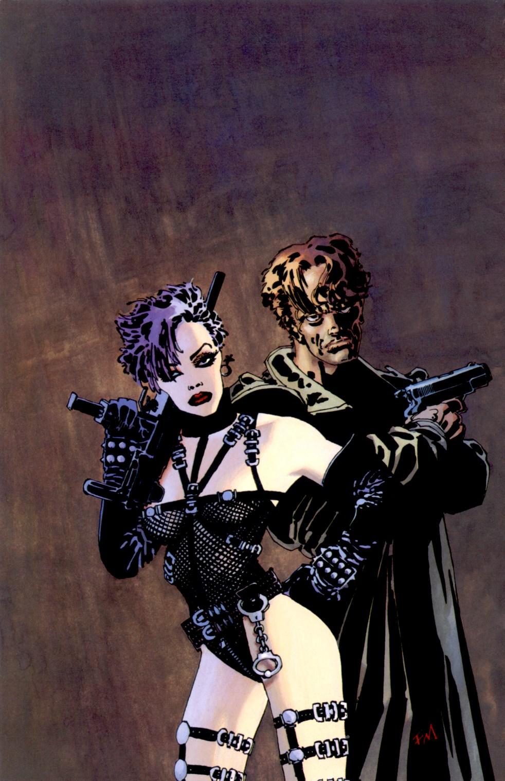 Read online Sin City: The Big Fat Kill comic -  Issue #2 - 34