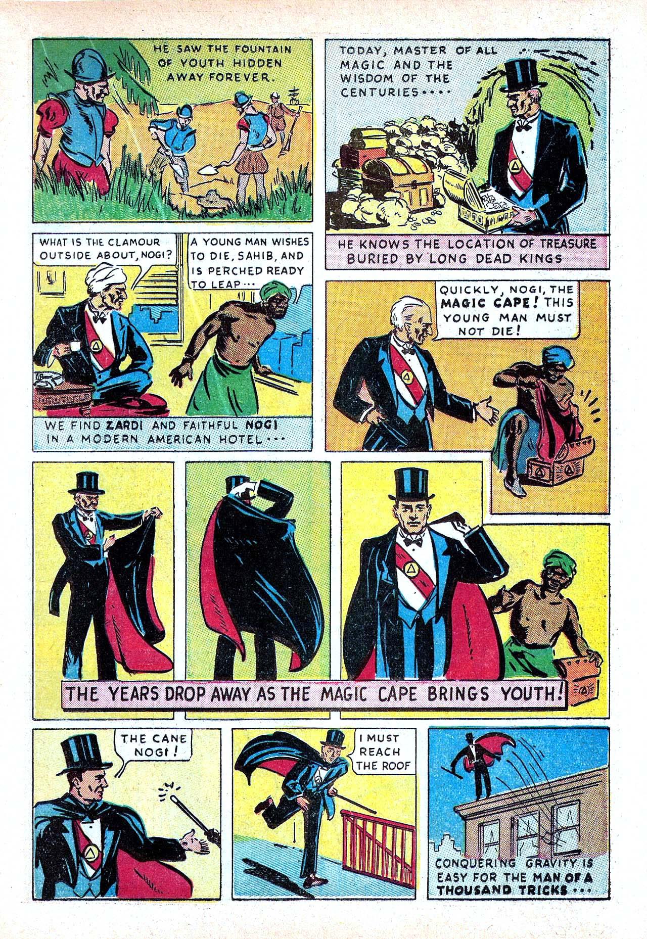 Read online Amazing Man Comics comic -  Issue #11 - 39