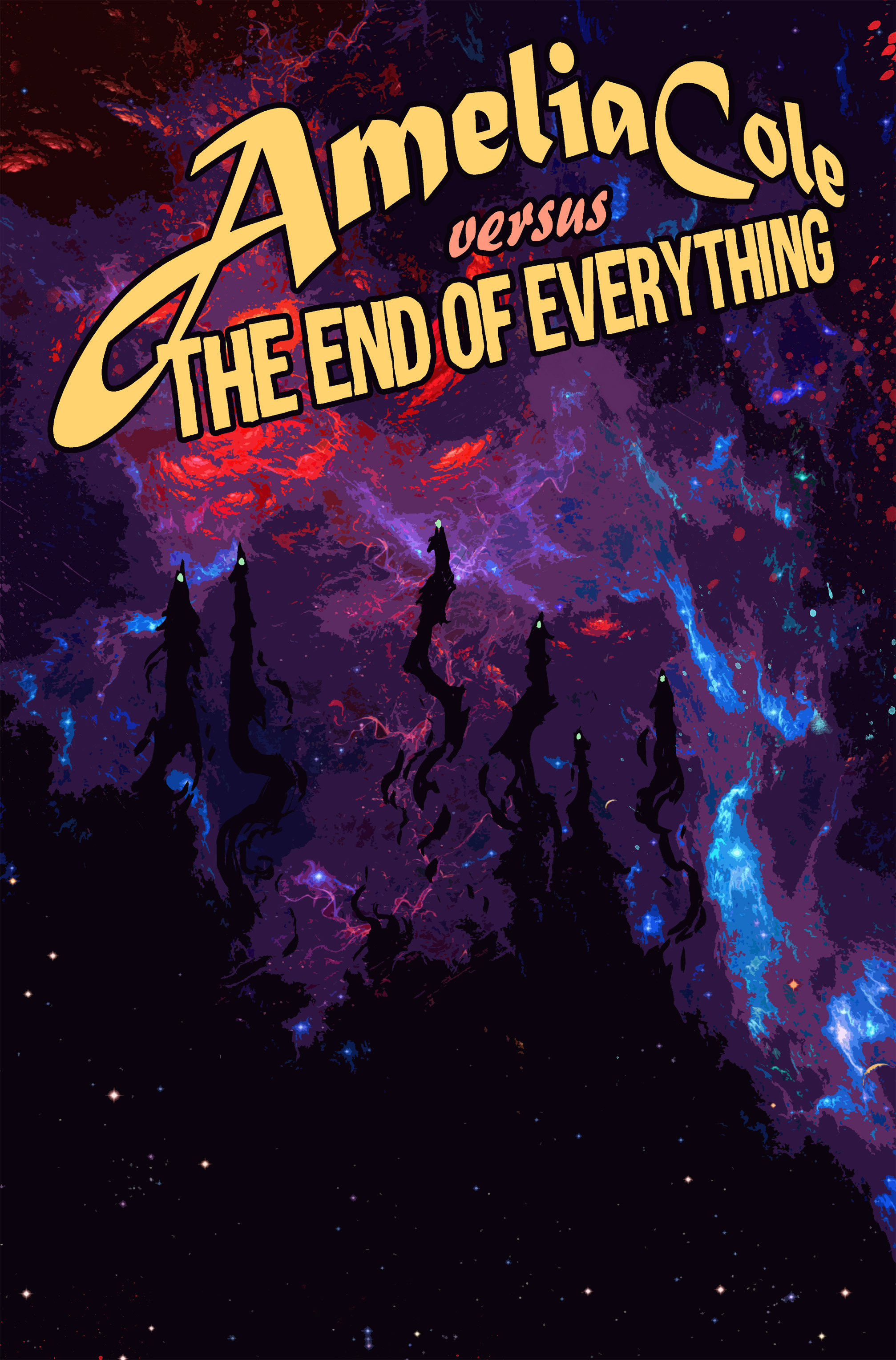 Read online Amelia Cole Versus The End of Everything comic -  Issue #28 - 1