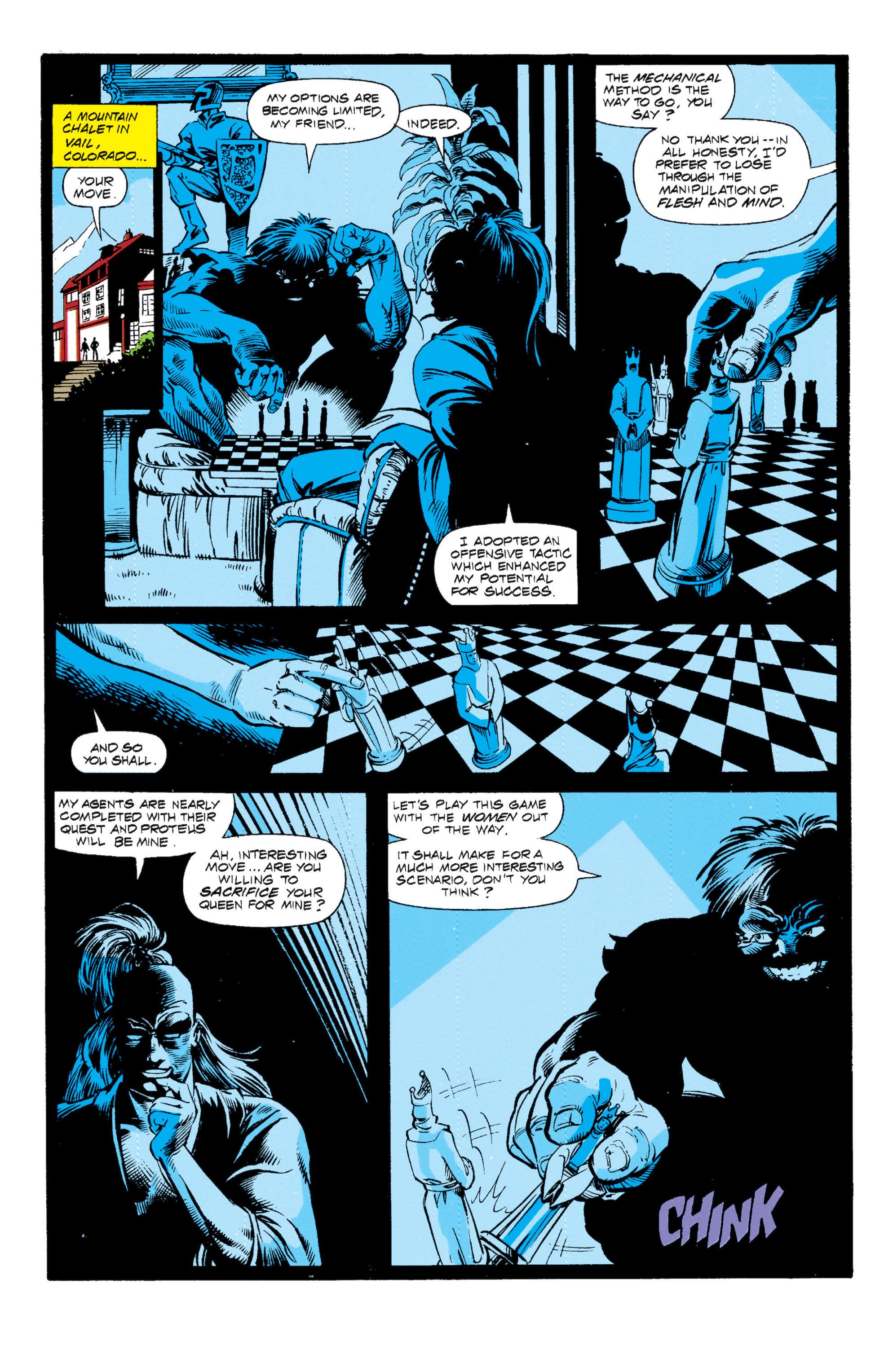 Read online Uncanny X-Men (1963) comic -  Issue # _Annual 15 - 18