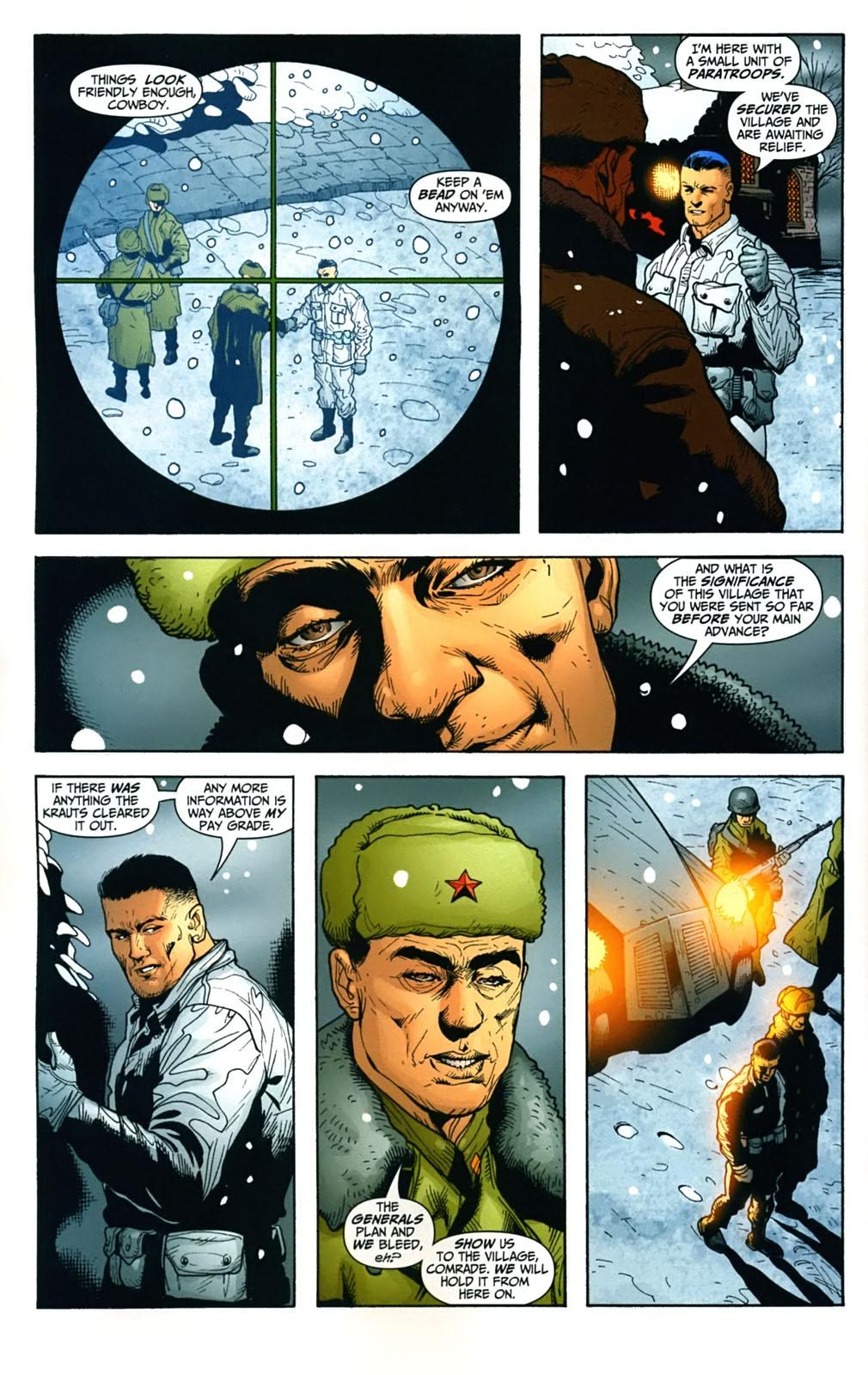 Read online Team Zero comic -  Issue #4 - 5