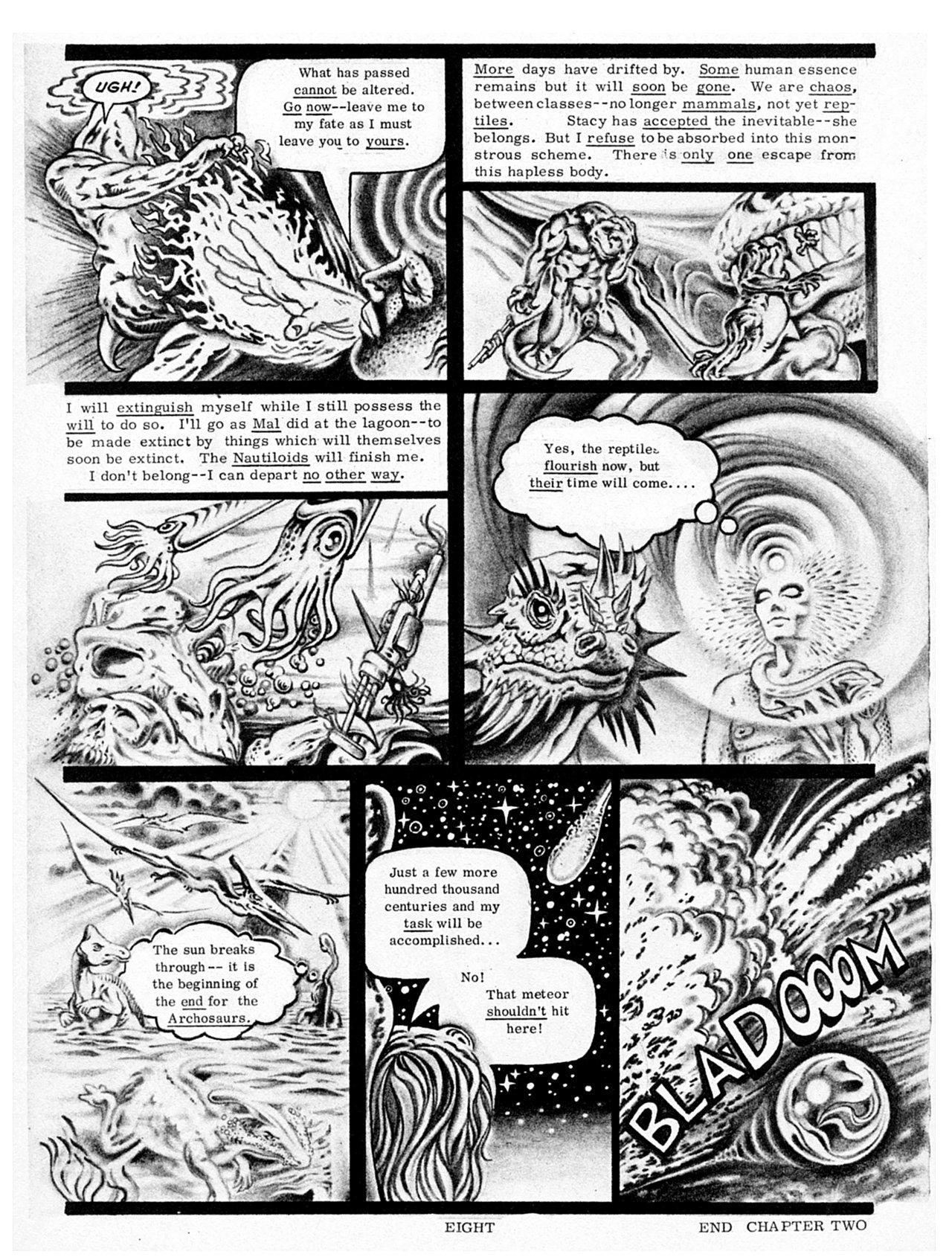 Read online Star*Reach comic -  Issue #13 - 33