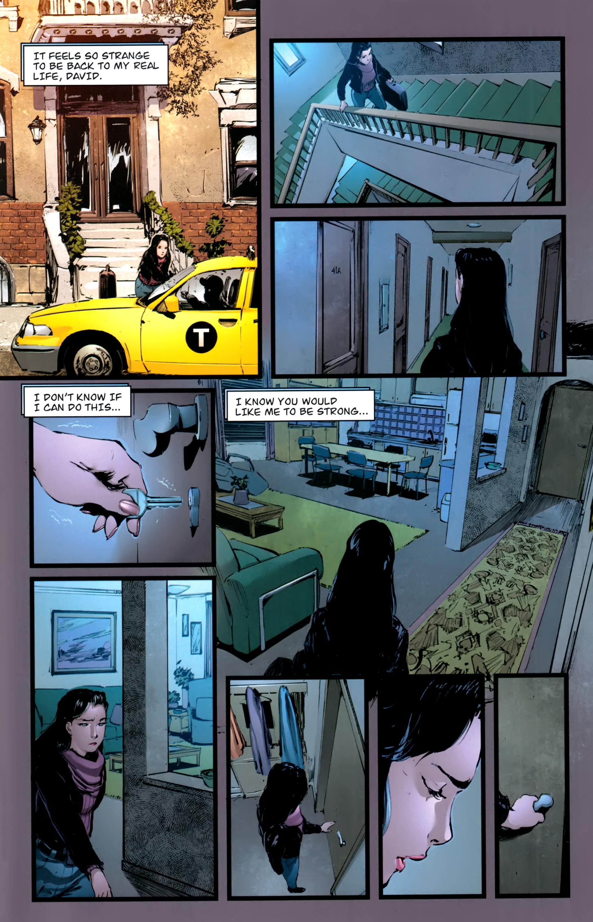 Read online Astria comic -  Issue #1 - 23