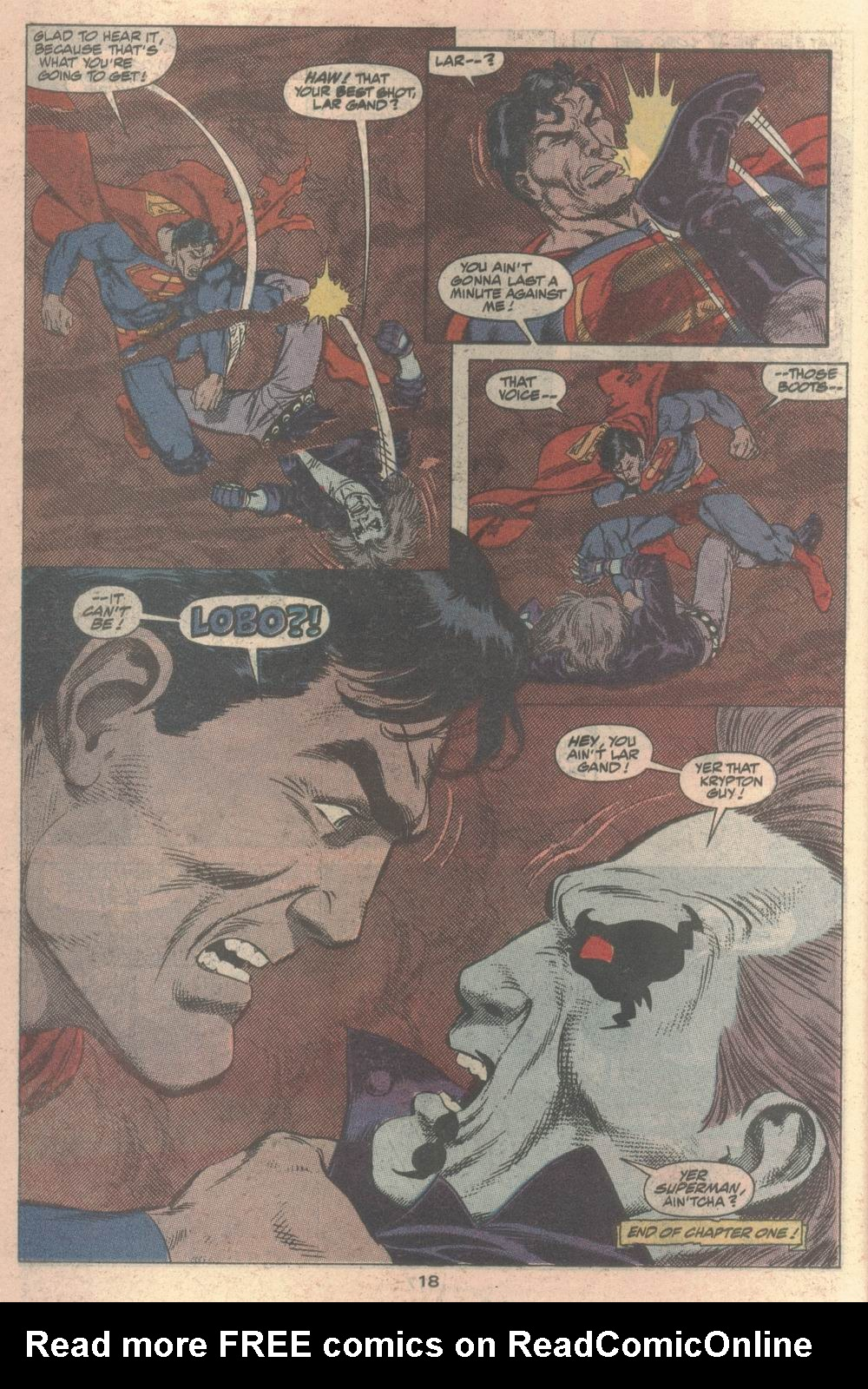 Read online Adventures of Superman (1987) comic -  Issue #Adventures of Superman (1987) _Annual 2 - 18