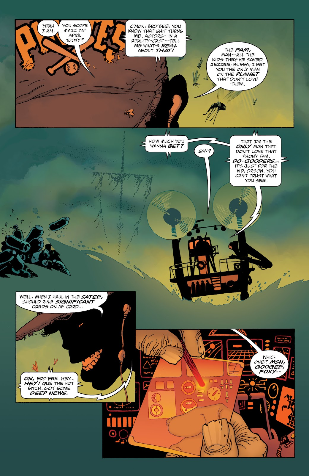 Read online Strange Adventures (2014) comic -  Issue # TPB (Part 1) - 73