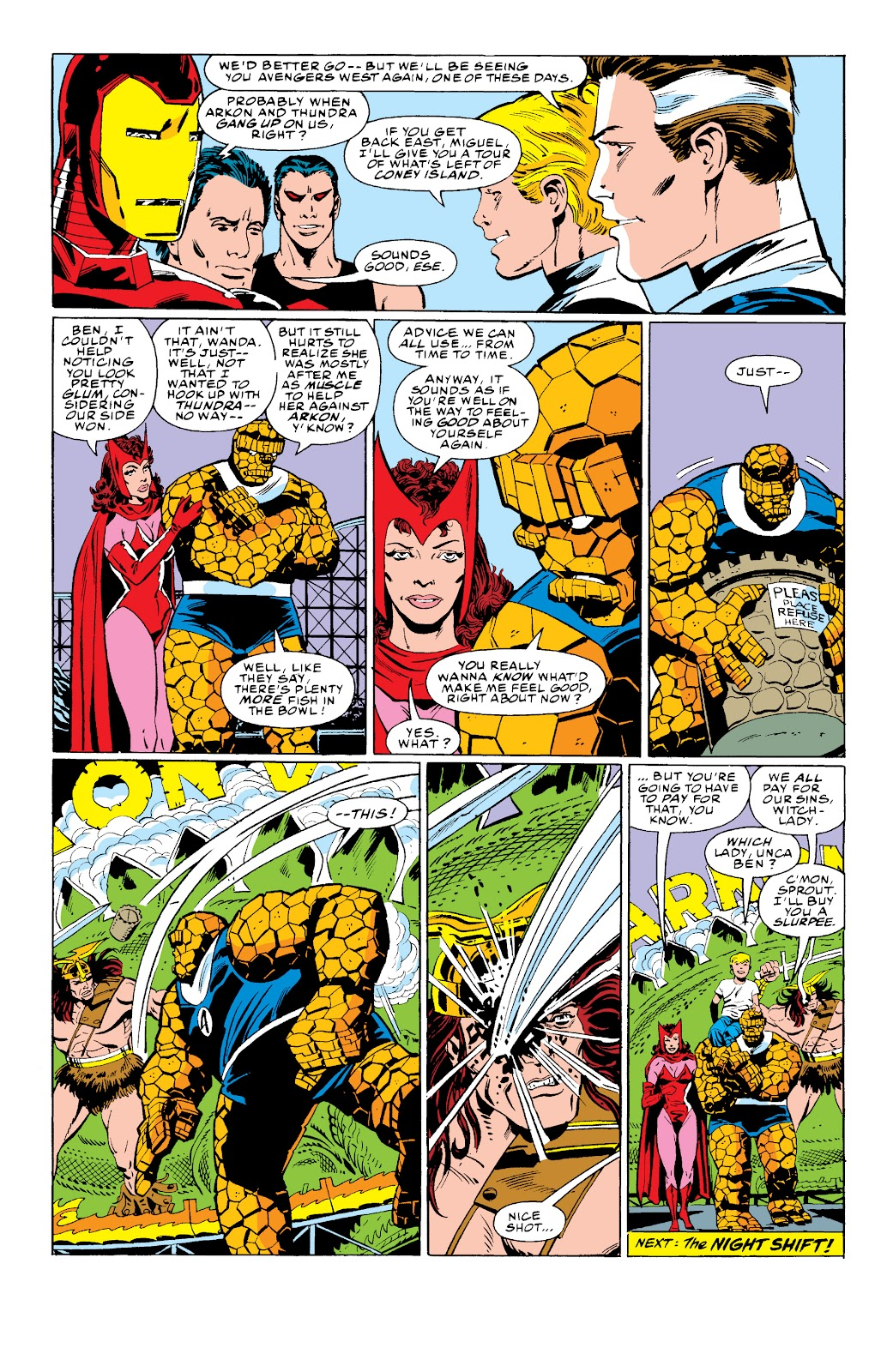 Avengers West Coast (1989) issue 75 - Page 39