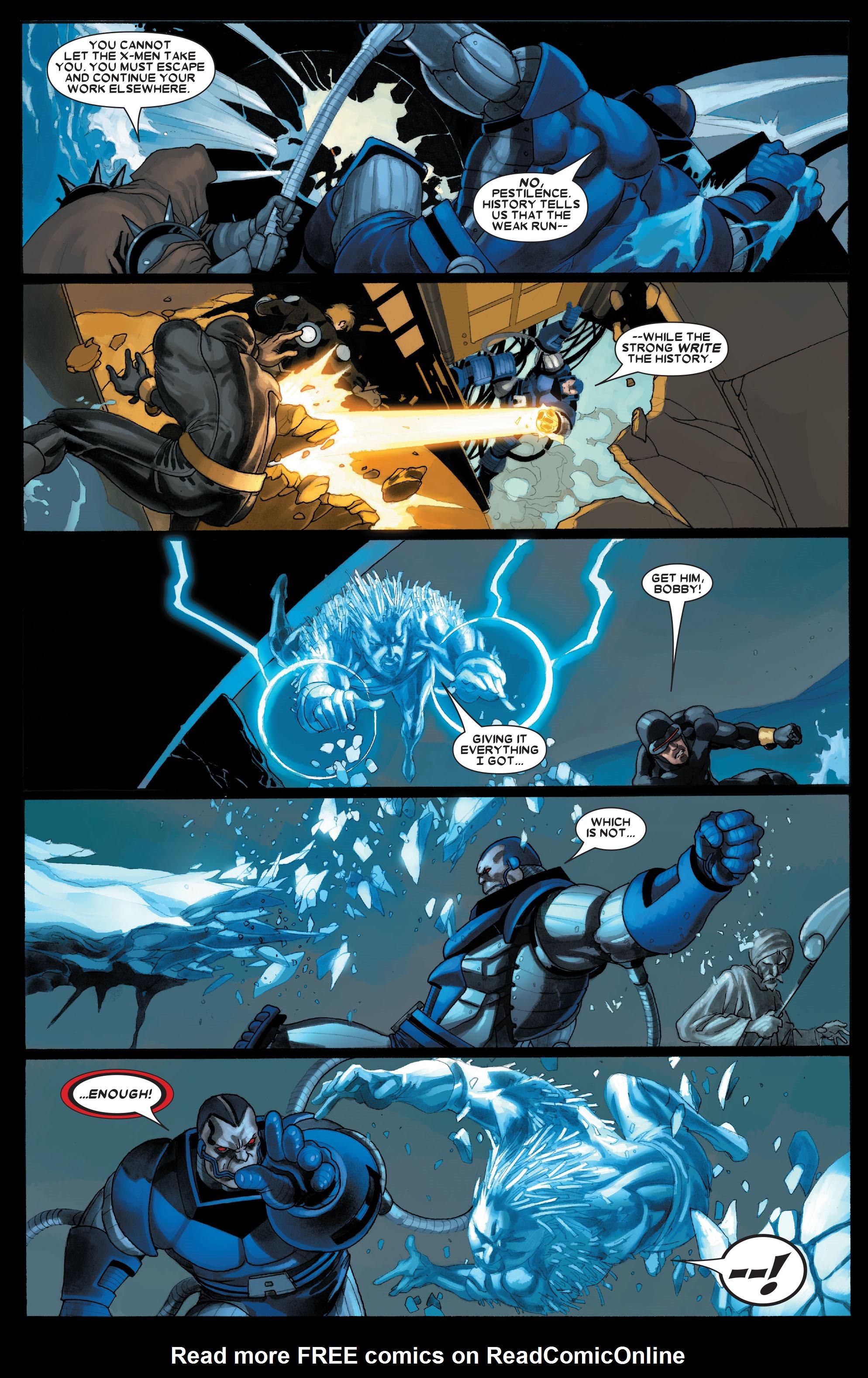 X-Men (1991) 186 Page 11