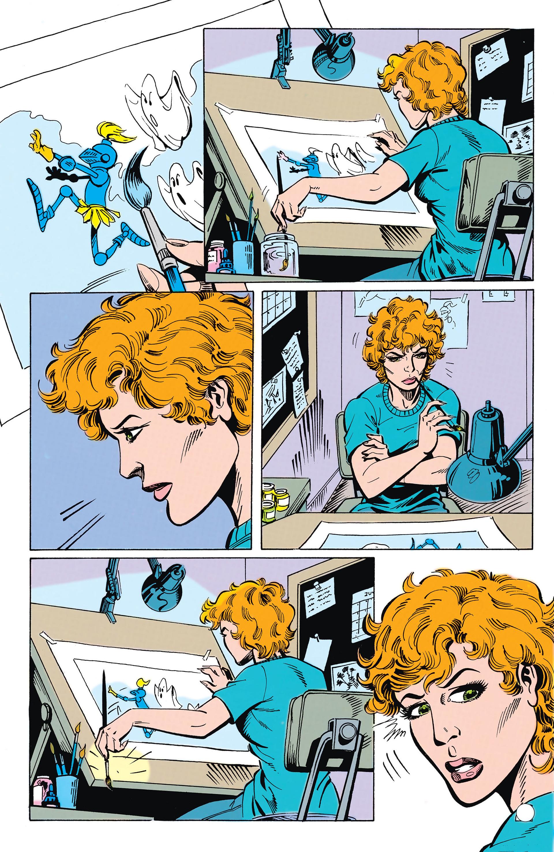 Read online Animal Man (1988) comic -  Issue #14 - 13