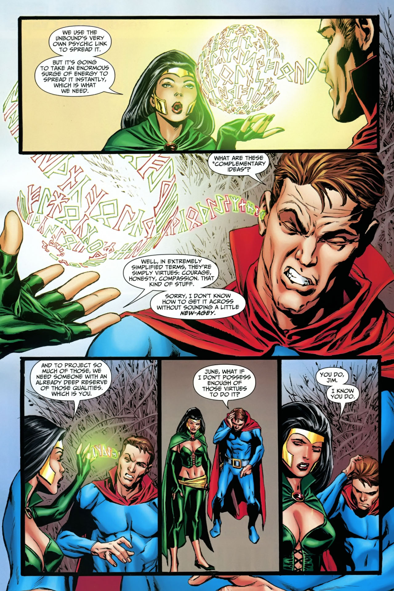 Read online Shadowpact comic -  Issue #22 - 13
