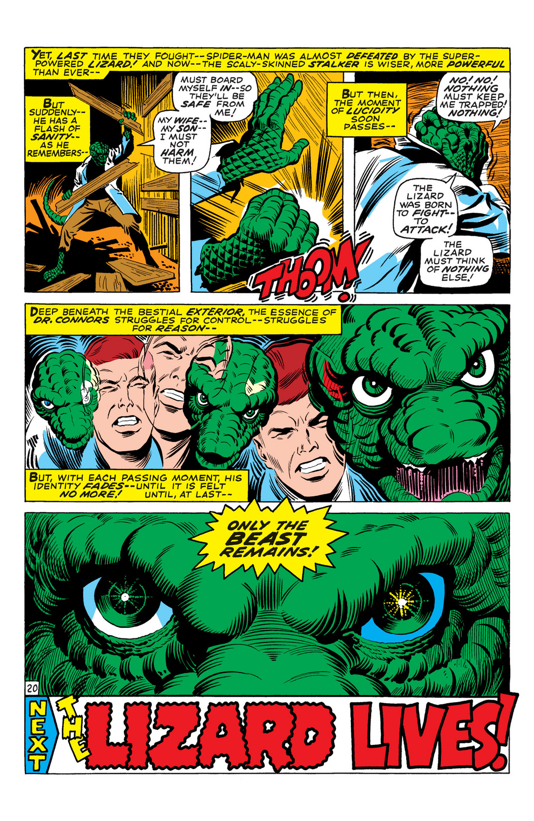 The Amazing Spider-Man (1963) 75 Page 20