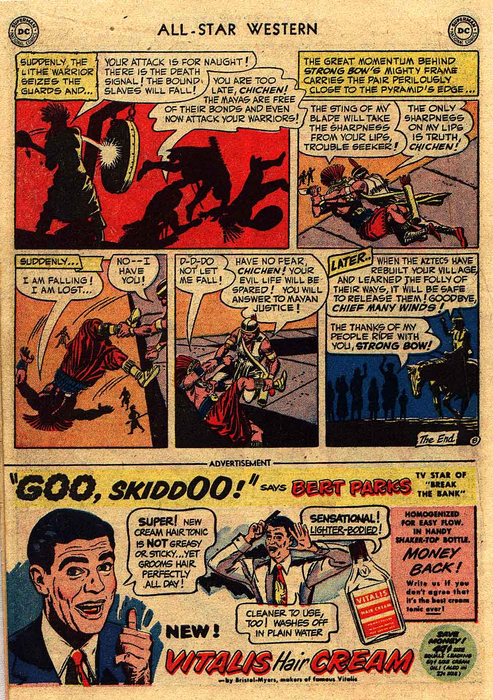 Read online All-Star Western (1951) comic -  Issue #62 - 10