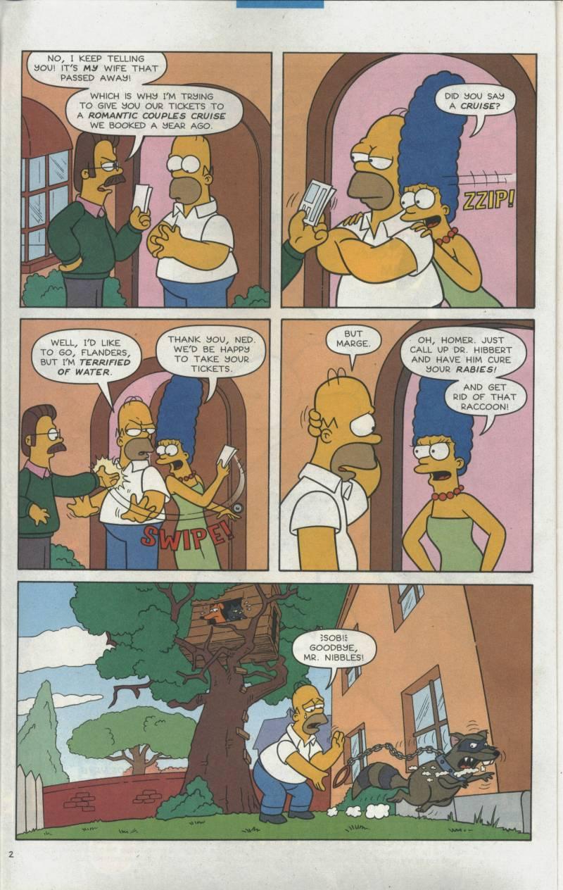 Read online Simpsons Comics comic -  Issue #66 - 3