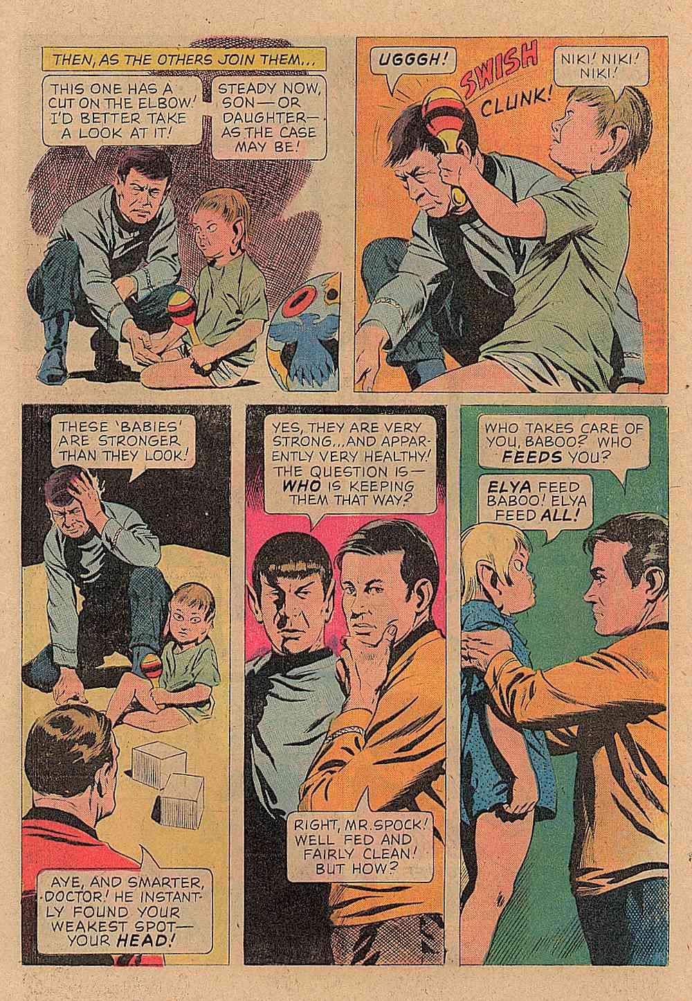 Star Trek (1967) issue 42 - Page 7
