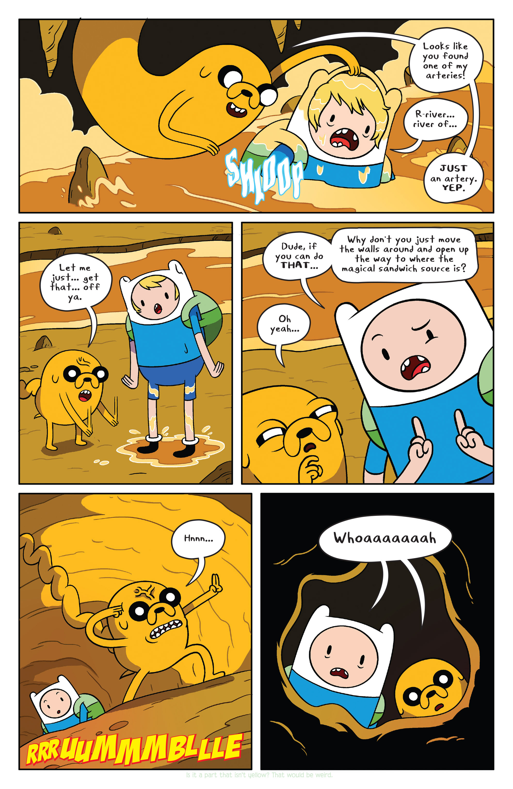 Read online Adventure Time comic -  Issue #38 - 9