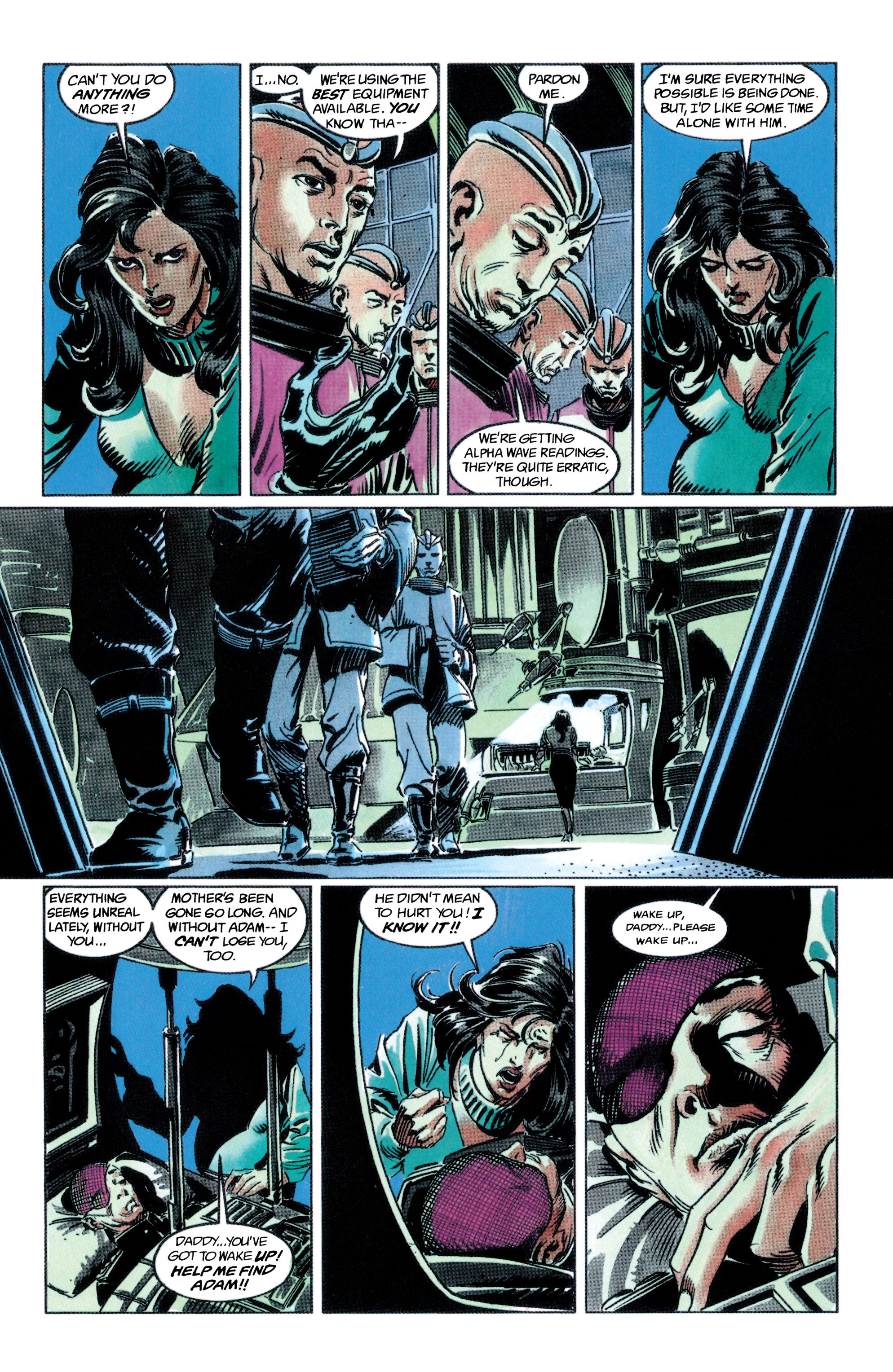 Read online Adam Strange (1990) comic -  Issue #2 - 11