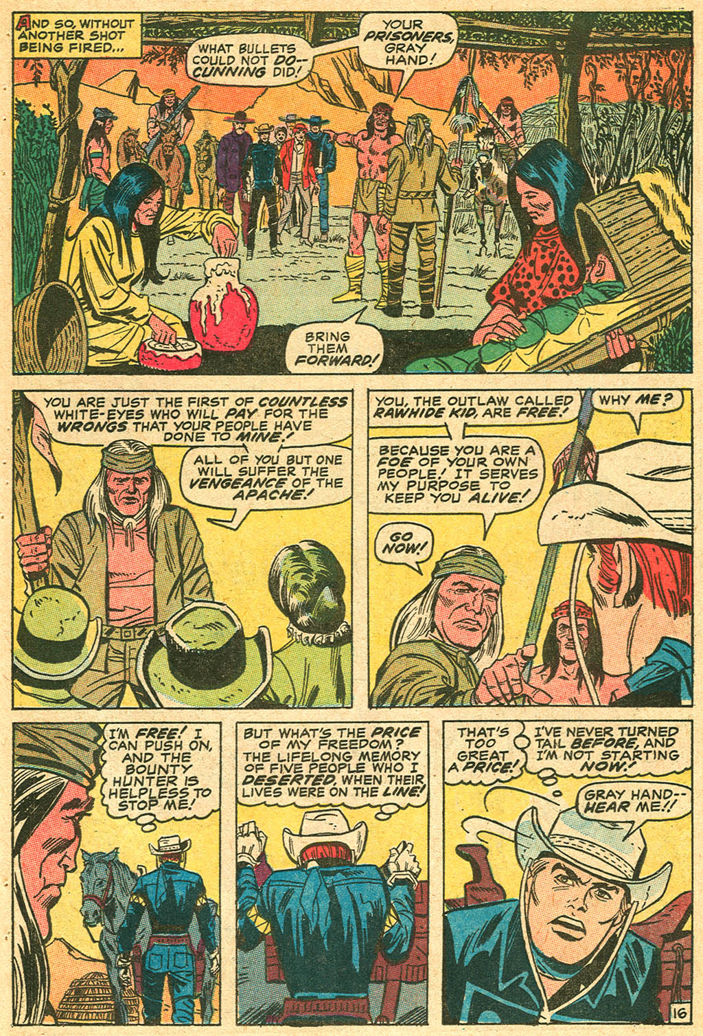 The Rawhide Kid (1955) issue 74 - Page 23
