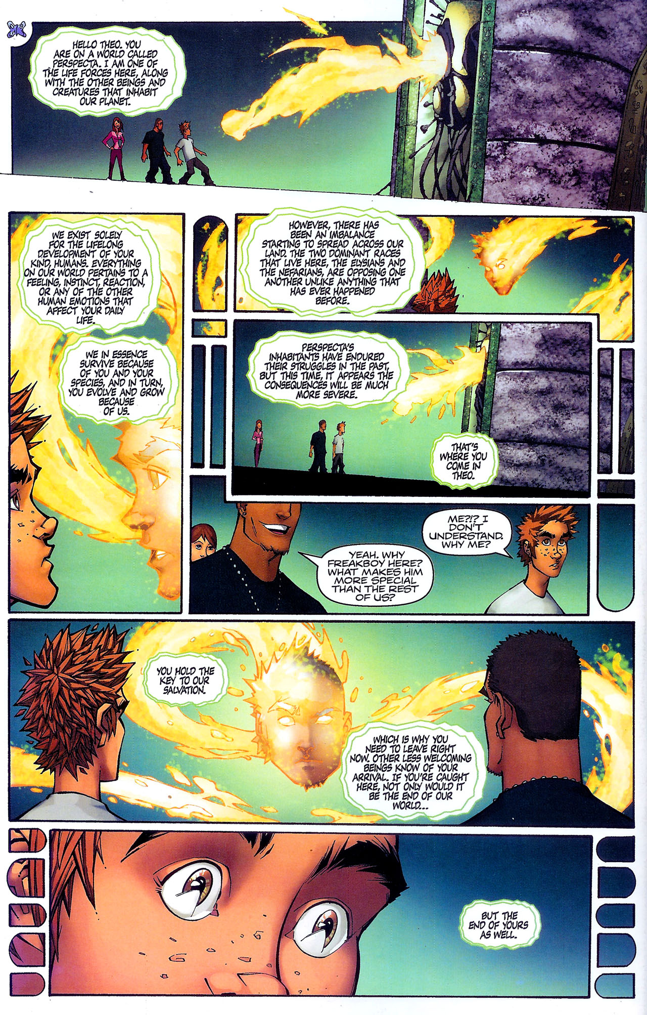 Read online Shrugged (2006) comic -  Issue #6 - 20