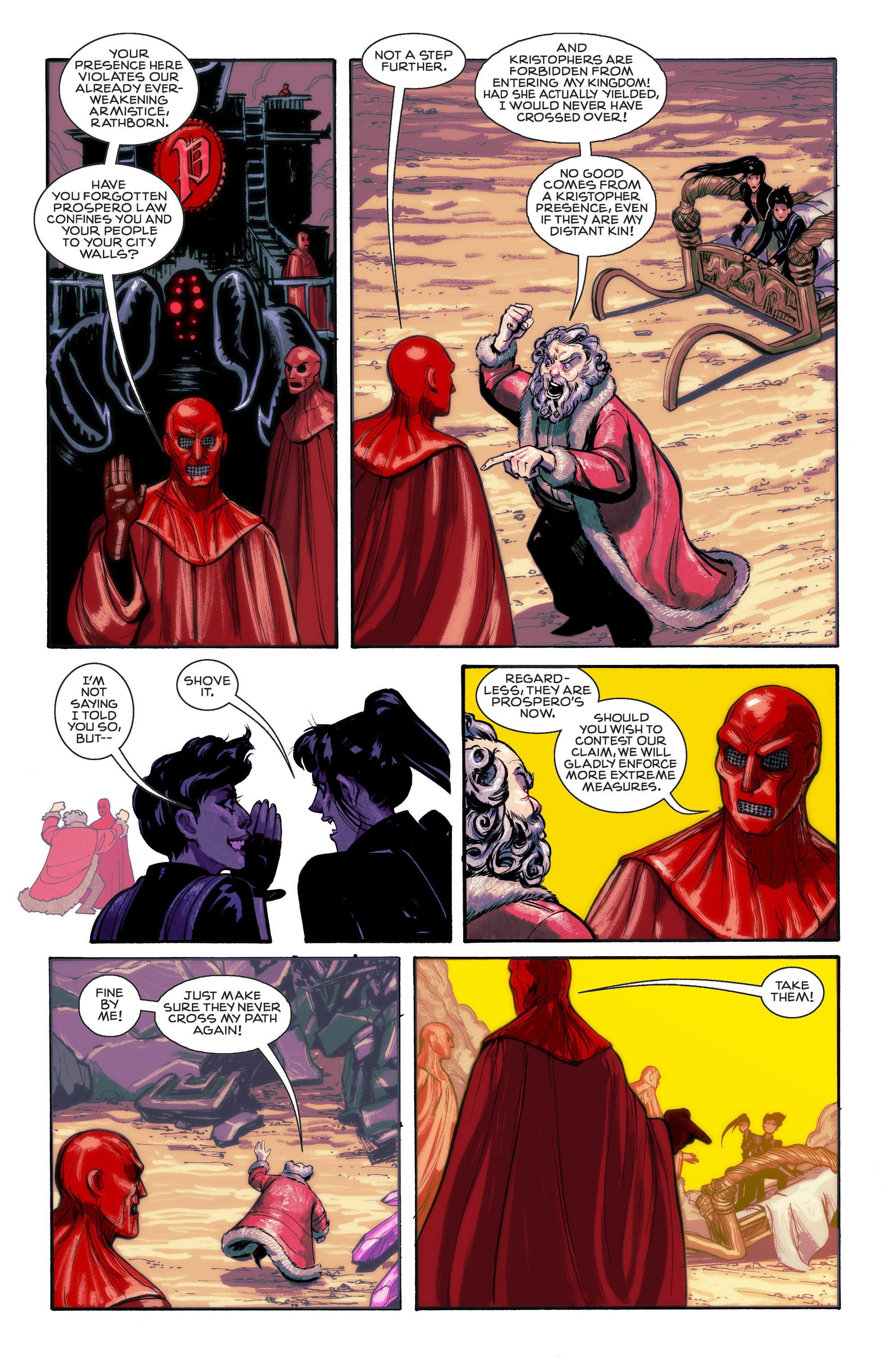 Read online Shutter comic -  Issue #11 - 16