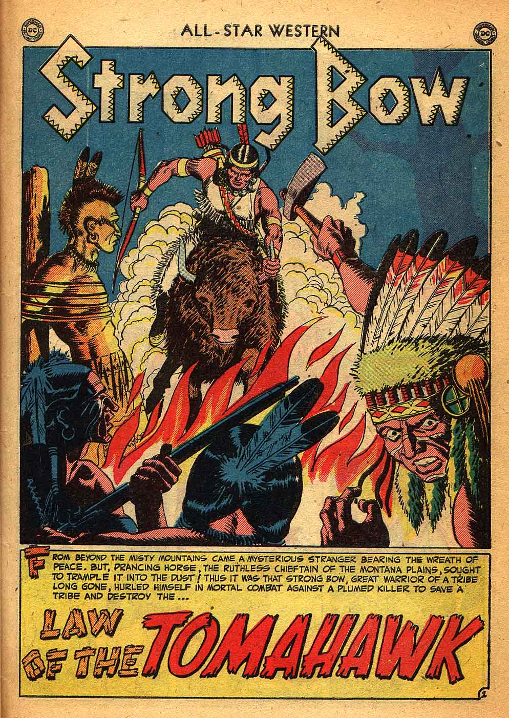 Read online All-Star Western (1951) comic -  Issue #58 - 39