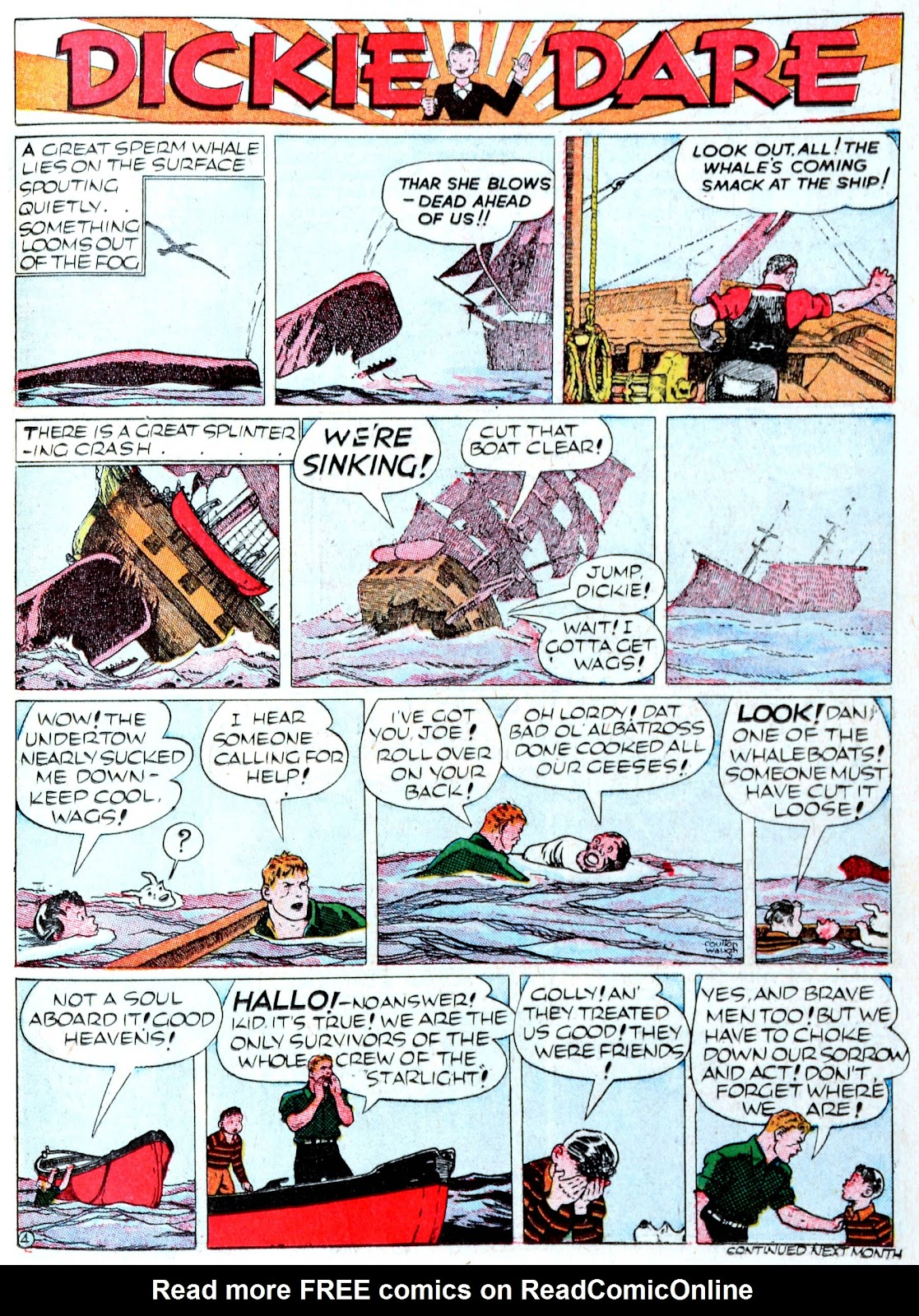 Read online Famous Funnies comic -  Issue #60 - 29