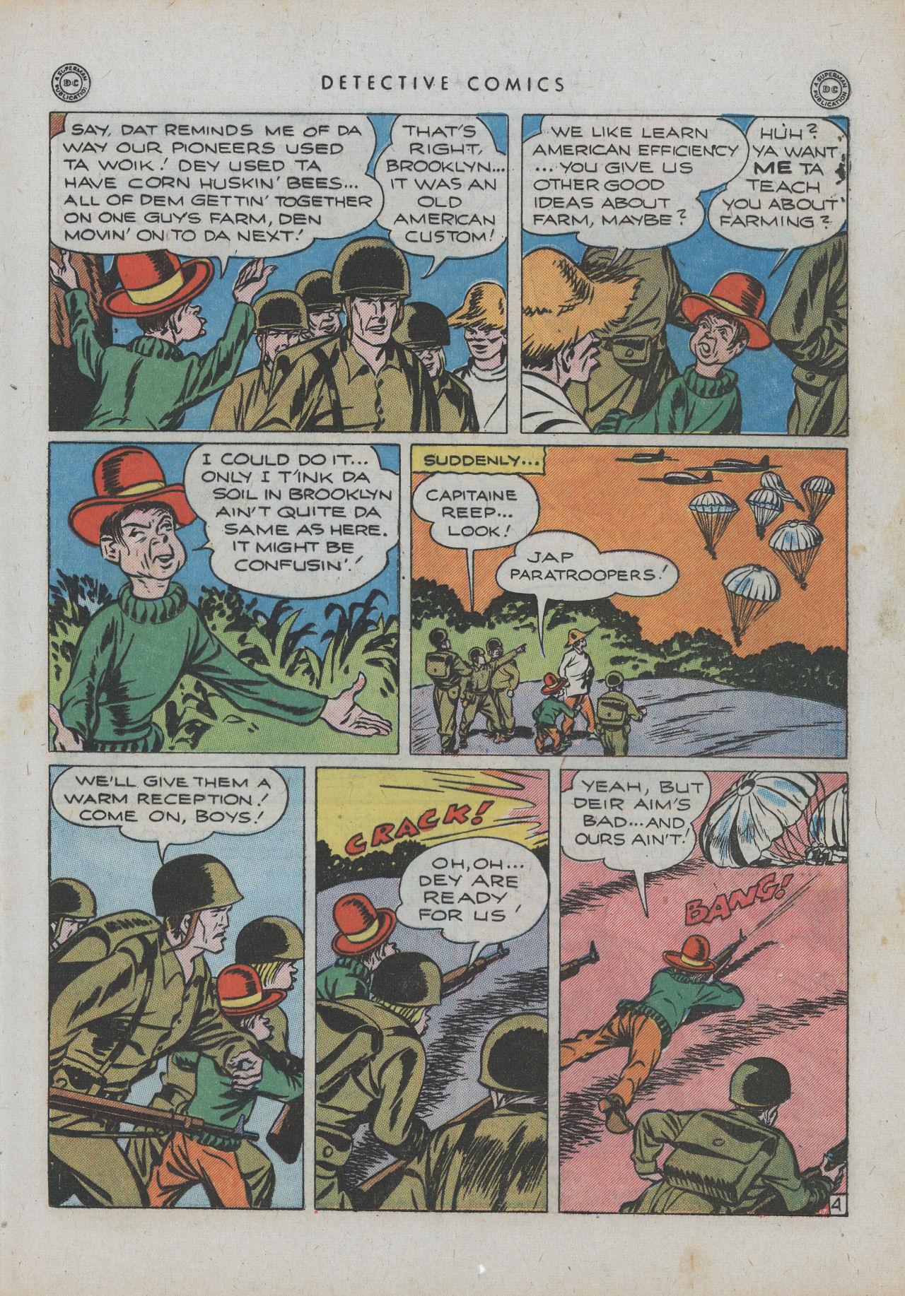 Read online Detective Comics (1937) comic -  Issue #99 - 36