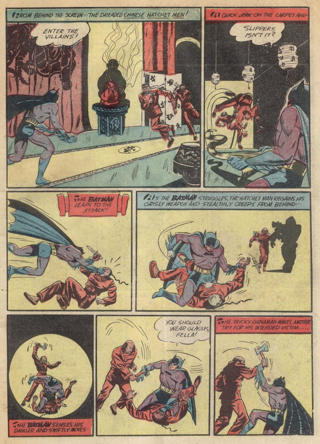 Read online Detective Comics (1937) comic -  Issue #39 - 8