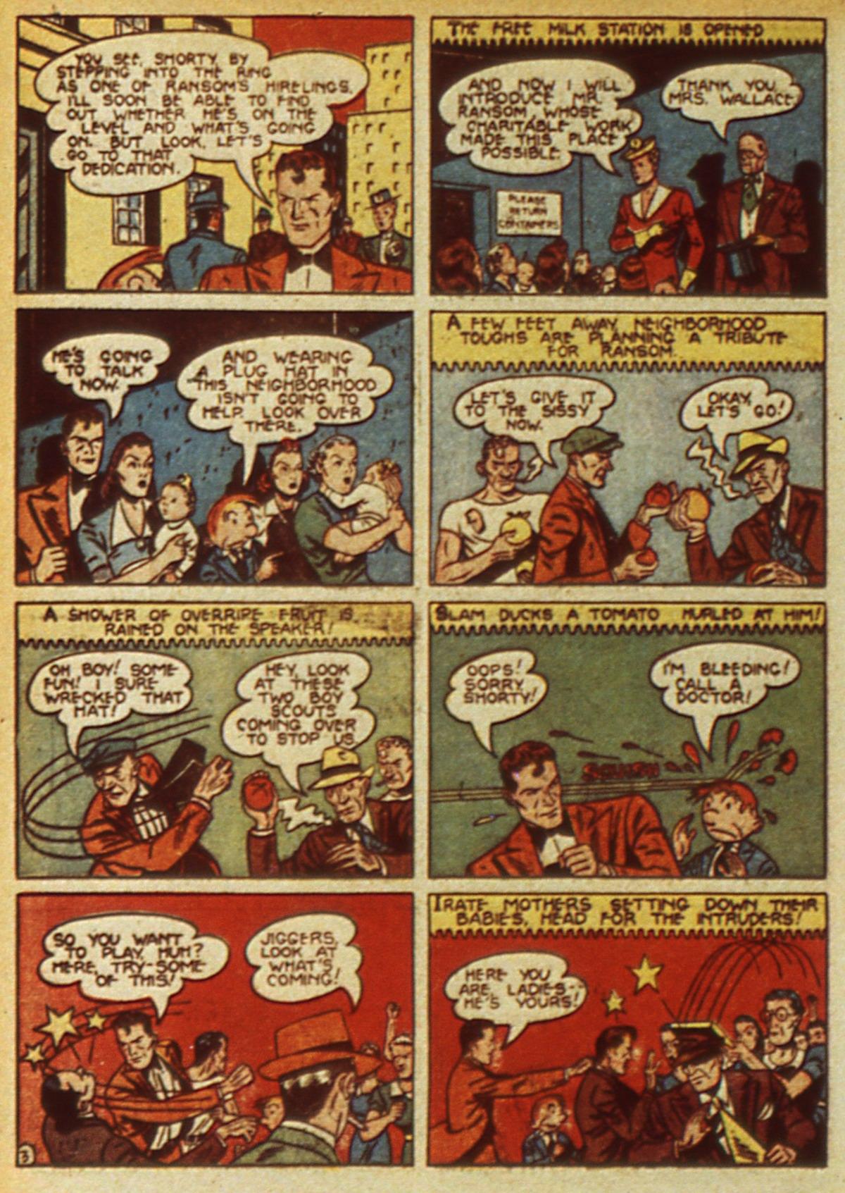 Read online Detective Comics (1937) comic -  Issue #45 - 60