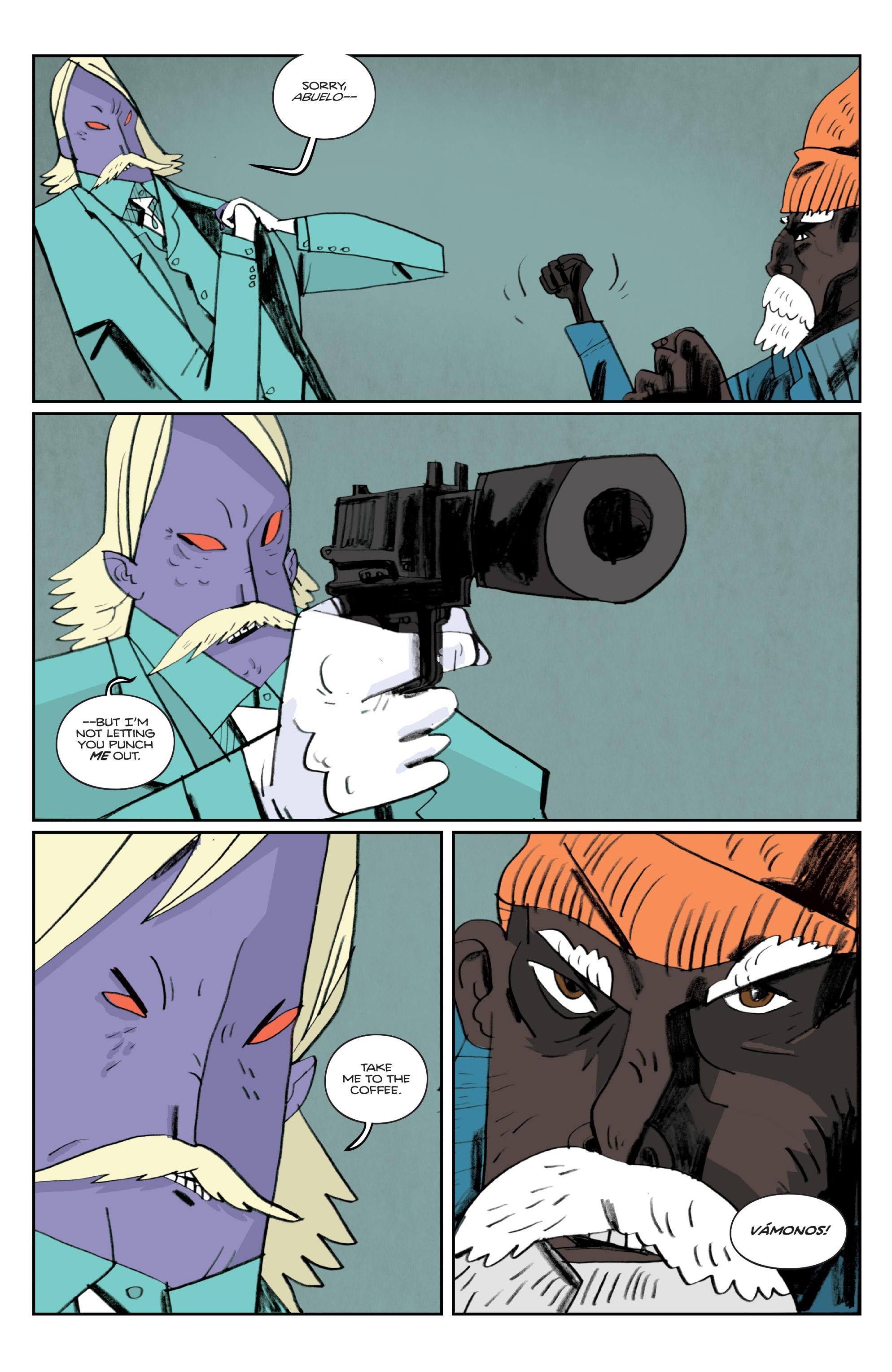Read online Helena Crash comic -  Issue #3 - 20