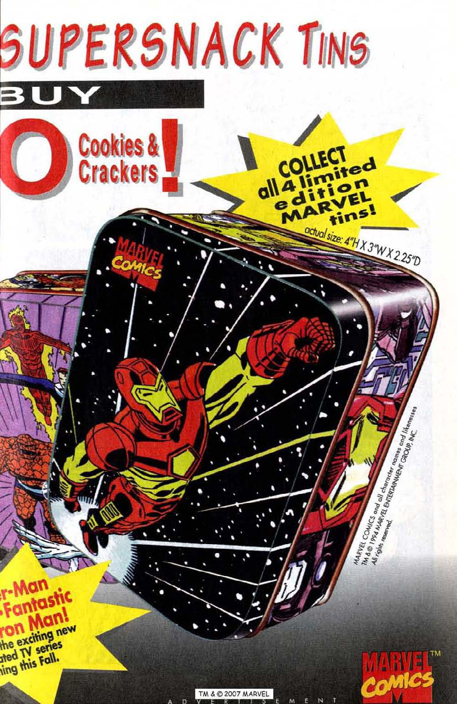 Read online Silver Surfer (1987) comic -  Issue # _Annual 7 - 11
